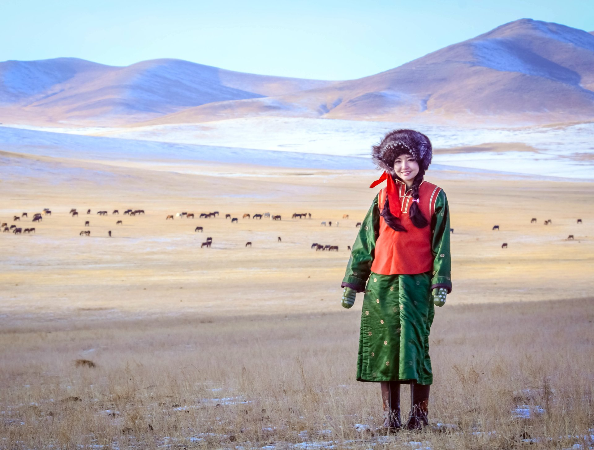 Winter Clothing in Mongolia 2020 - Best Time
