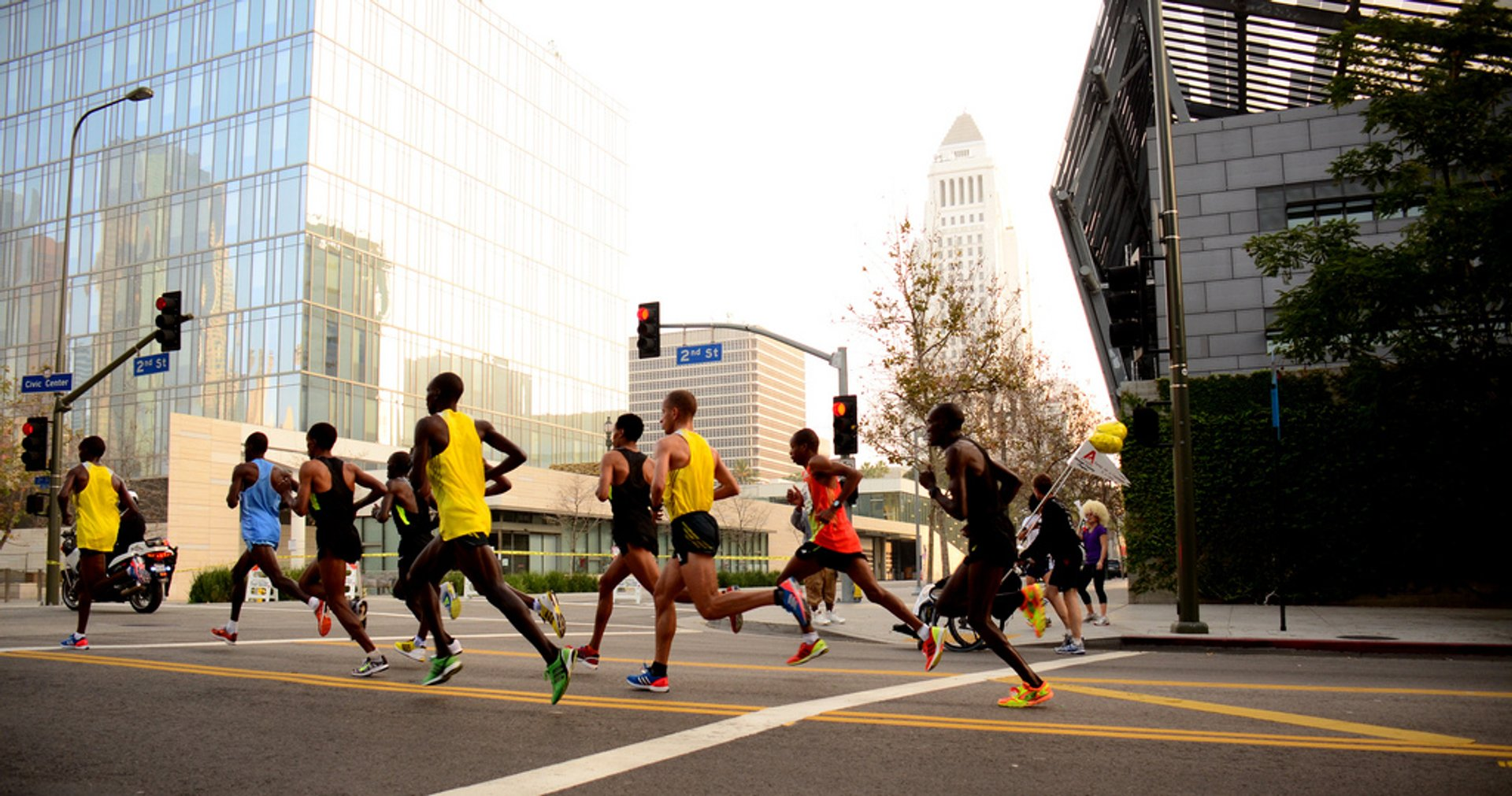 Los Angeles Marathon in Los Angeles - Best Season 2020