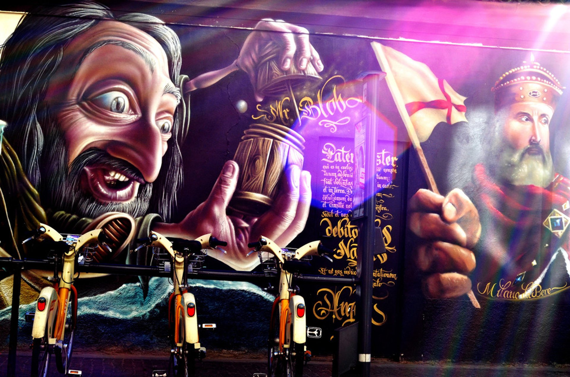Best time to see Isola Street Art in Milan 2020