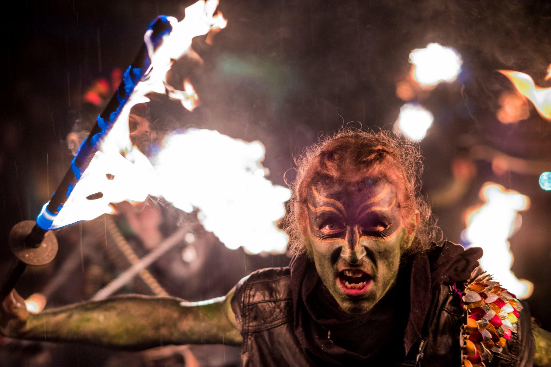 Halloween in Scotland 2020 - Best Time