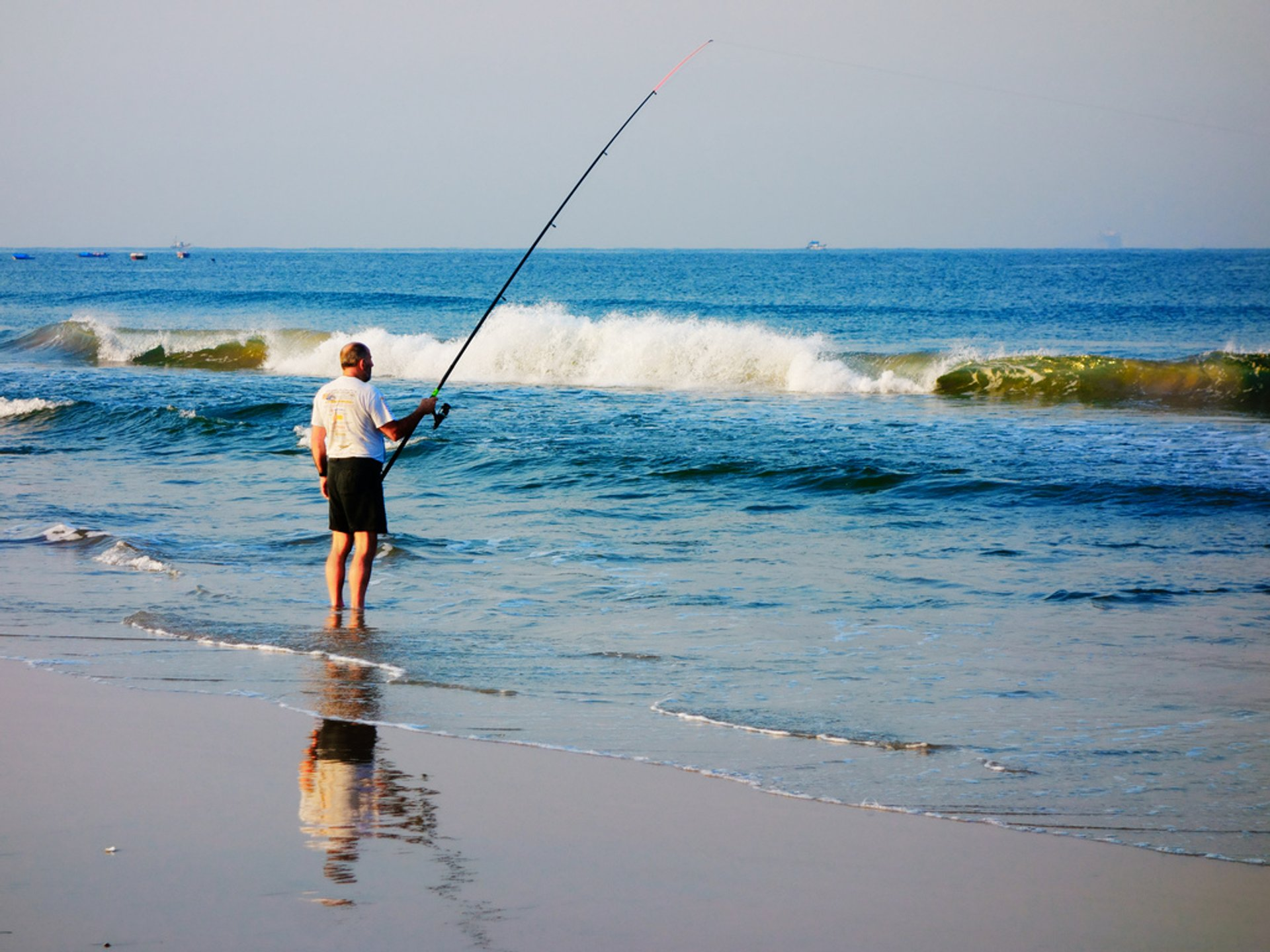 Best time for Fishing in Goa 2019