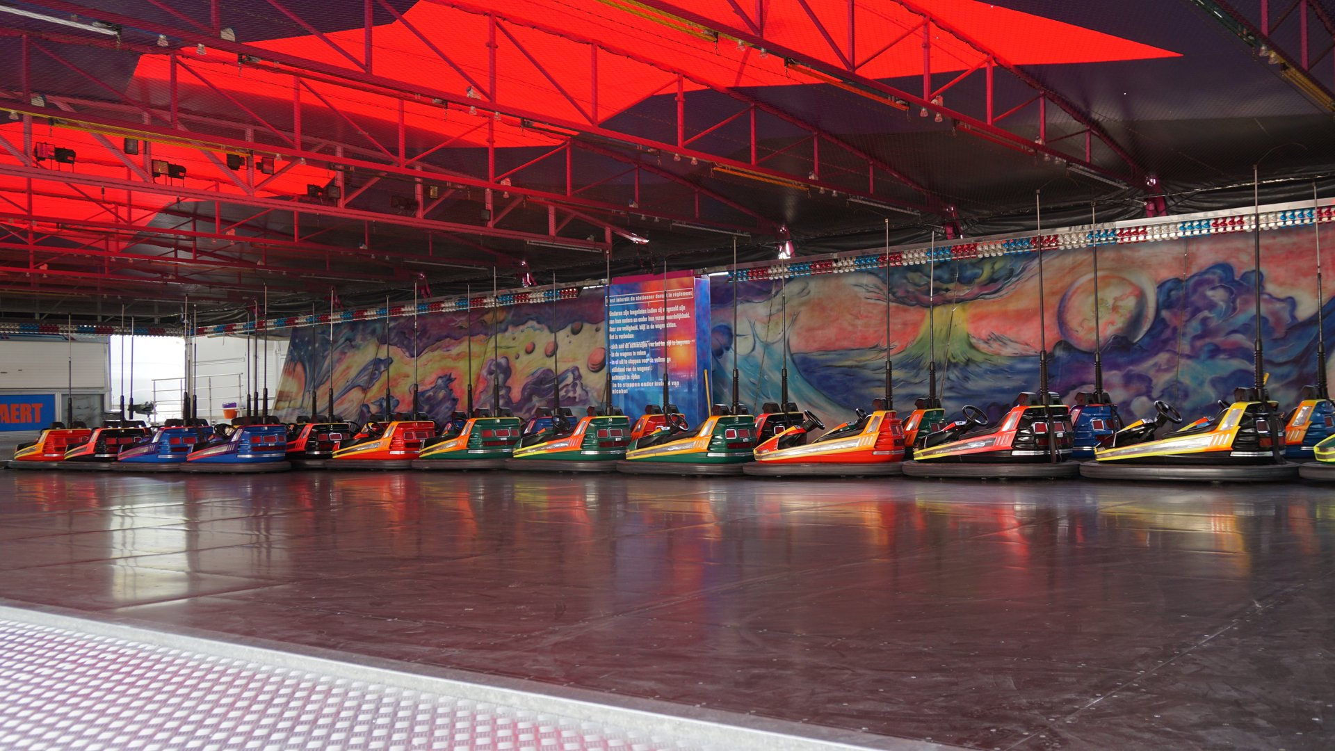 Best time to see Foire du Midi in Brussels 2020