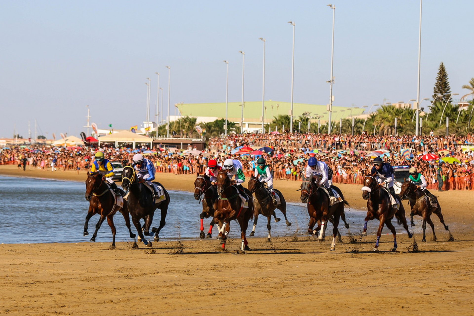 Sanlúcar Horse Racing in Spain - Best Time