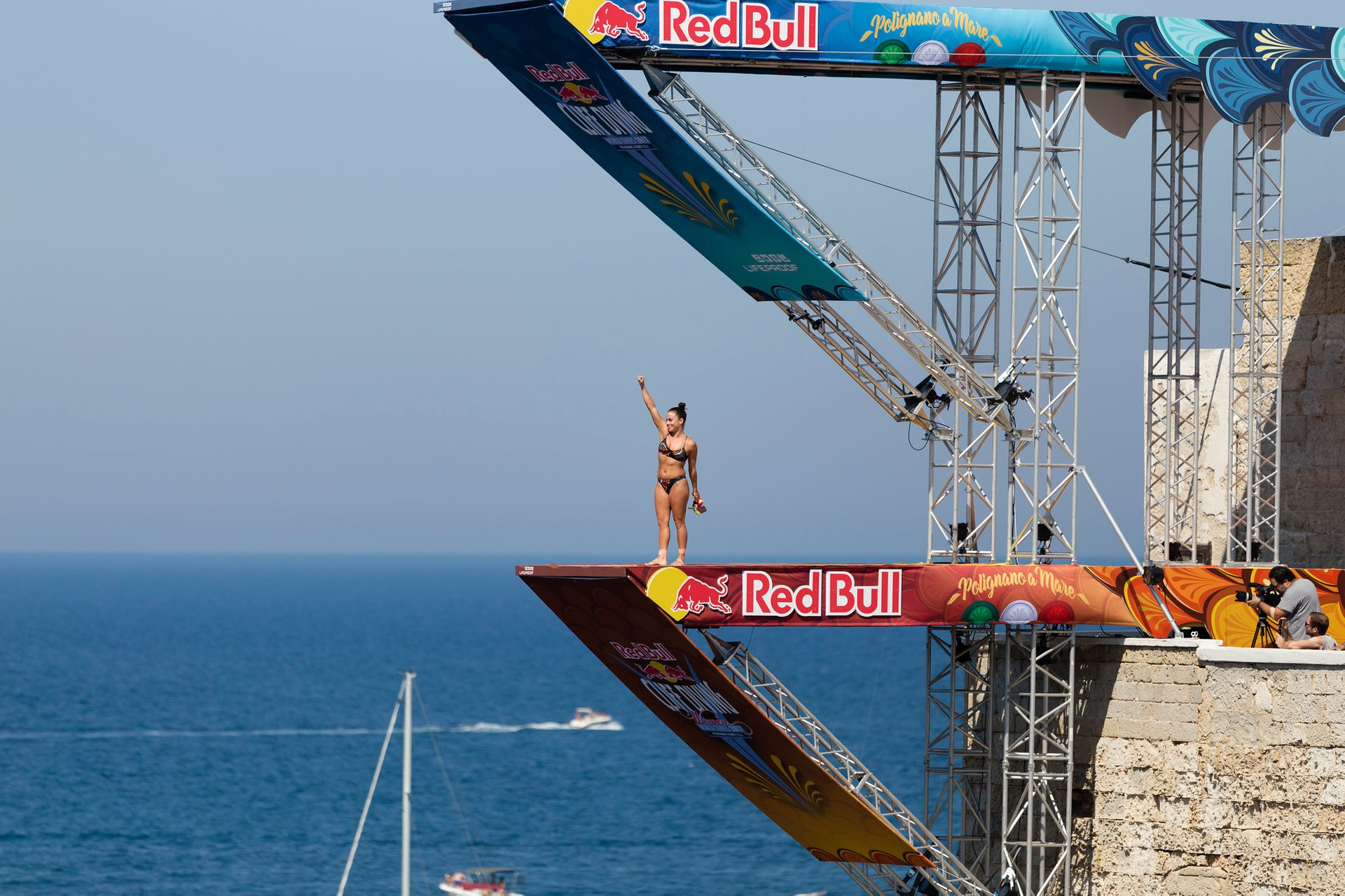 Red Bull Cliff Diving in Italy - Best Season 2020
