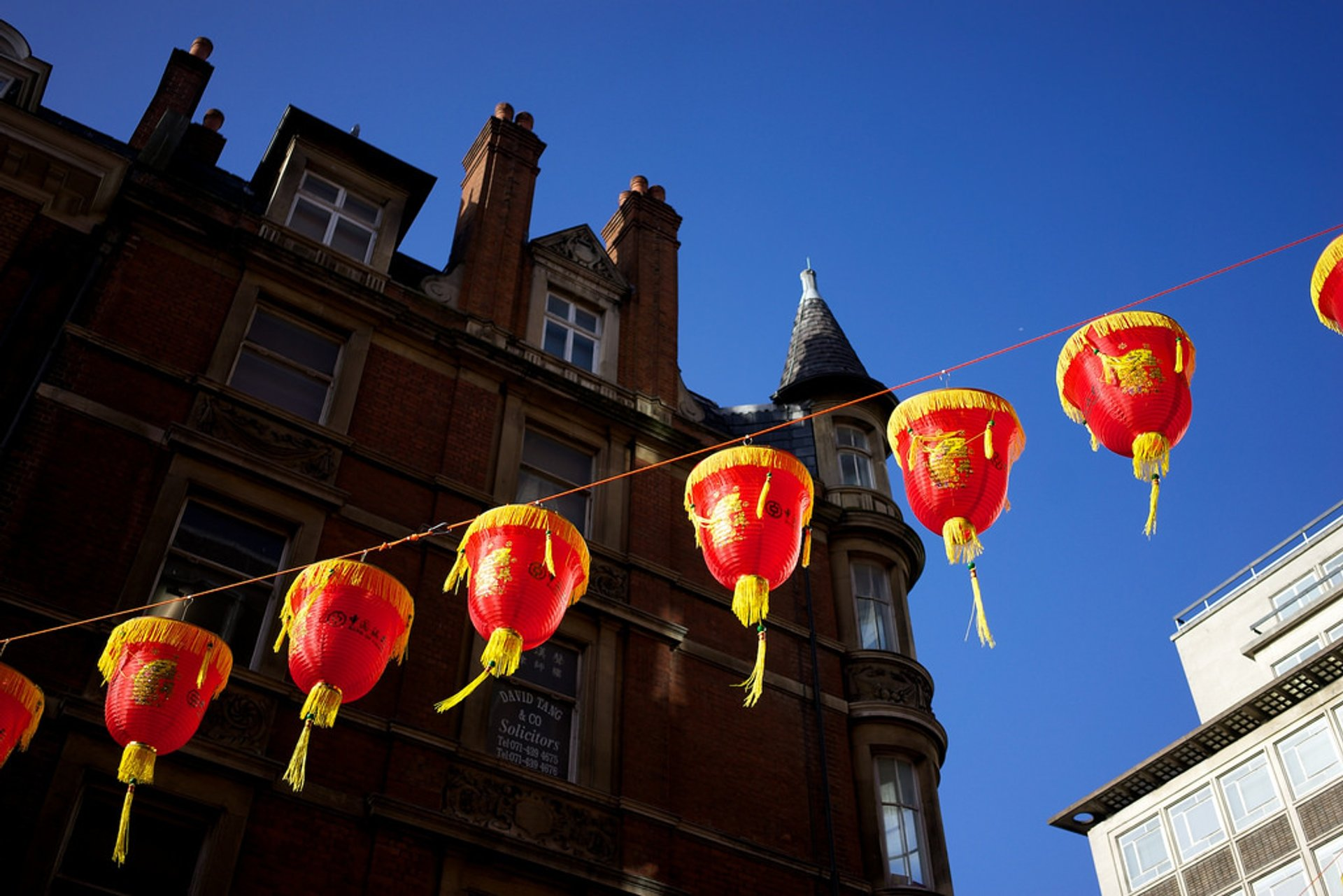 Best time to see Chinese New Year in London 2020