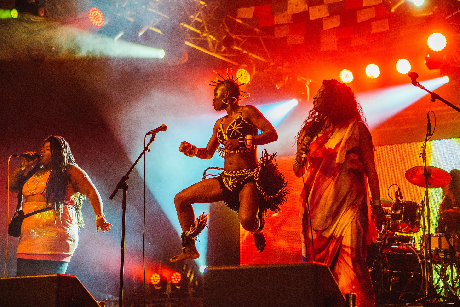 Best time to see Shambala Festival in England 2020