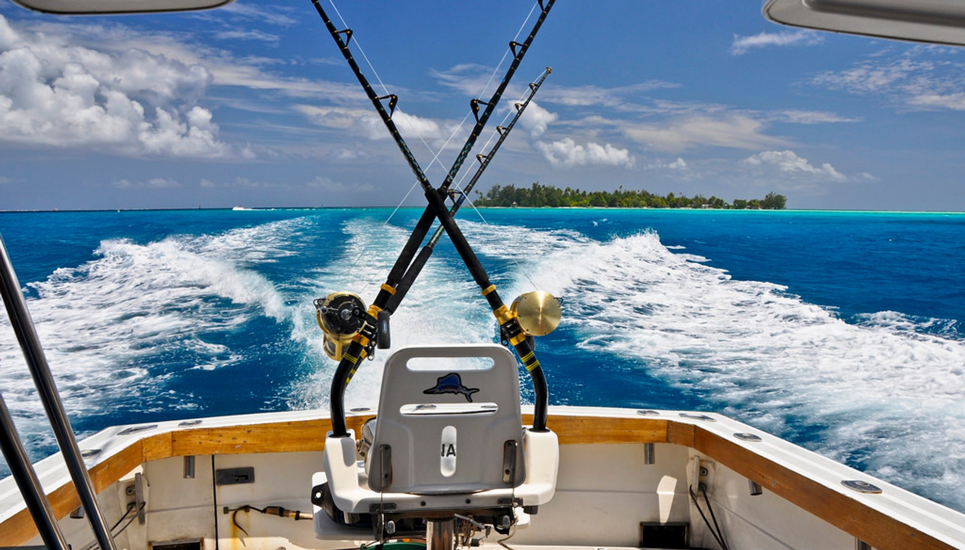 Best time for Deep Sea Fishing in French Polynesia 2019