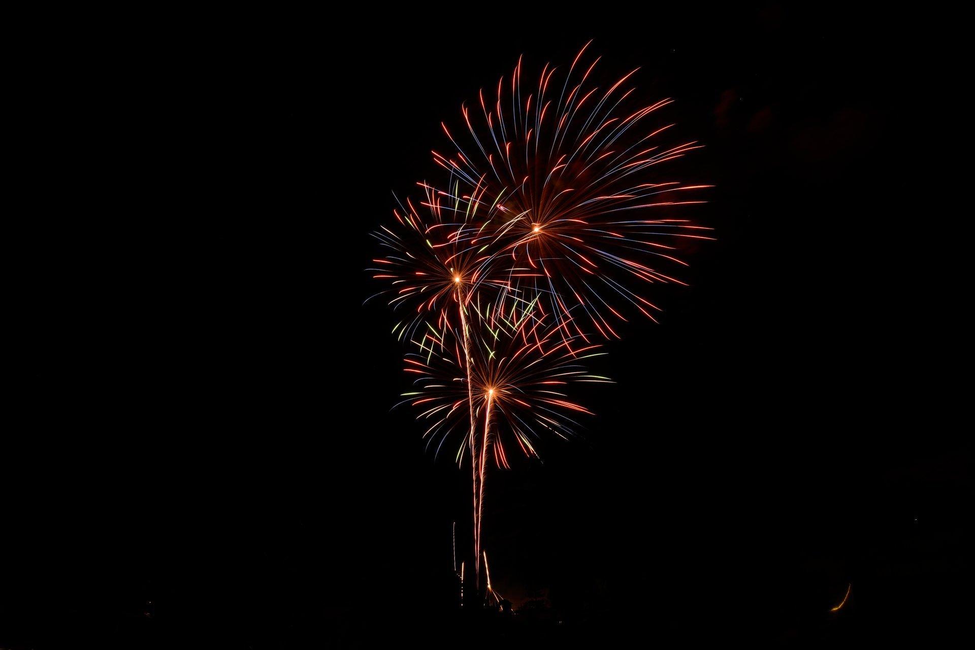Kekaha Fireworks 2020