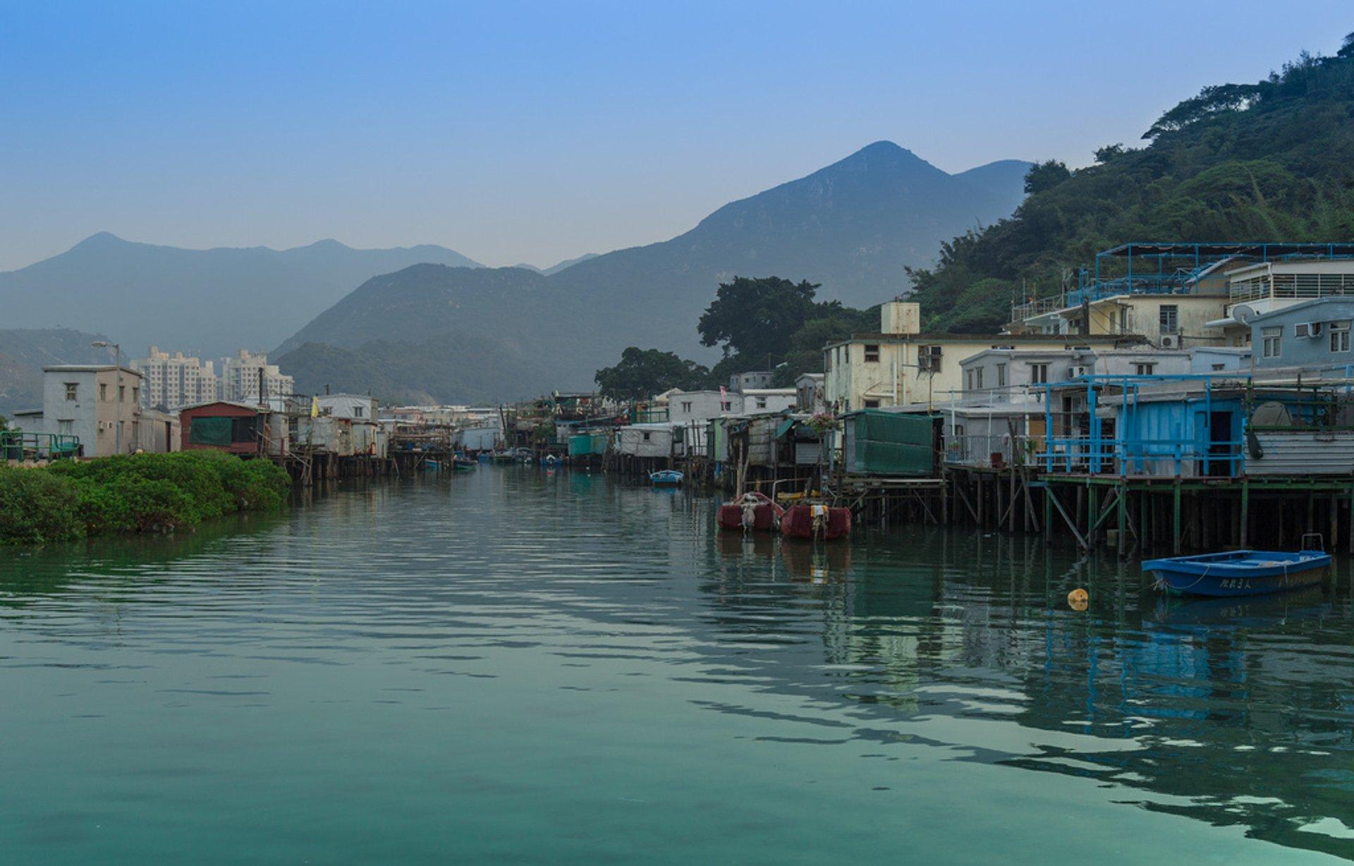 Fishing Villages in Hong Kong - Best Season 2020