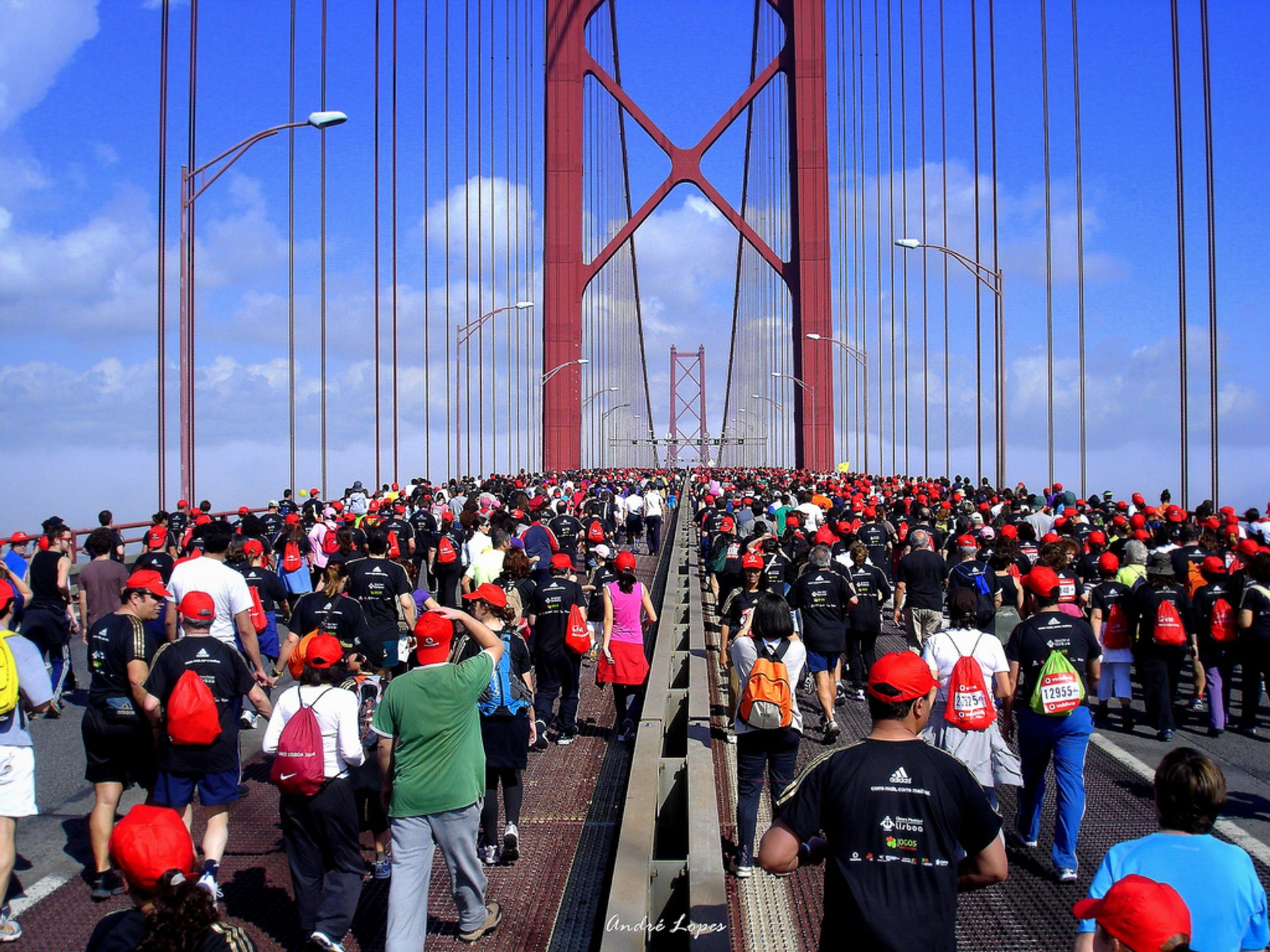 Meia Maratona de Lisboa or Lisbon Half Marathon in Portugal - Best Time