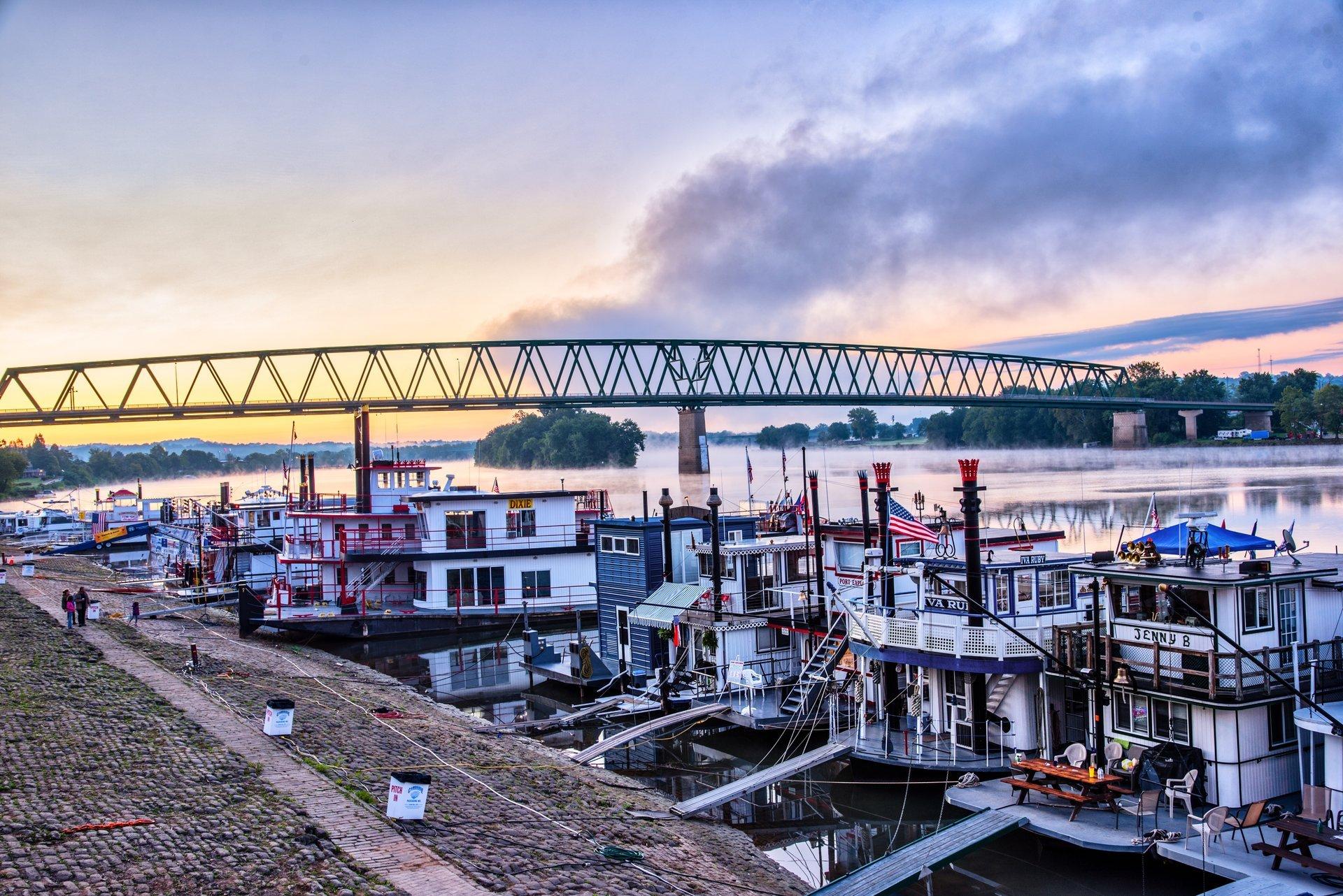 Ohio River Sternwheel Festival in Ohio - Best Season 2020