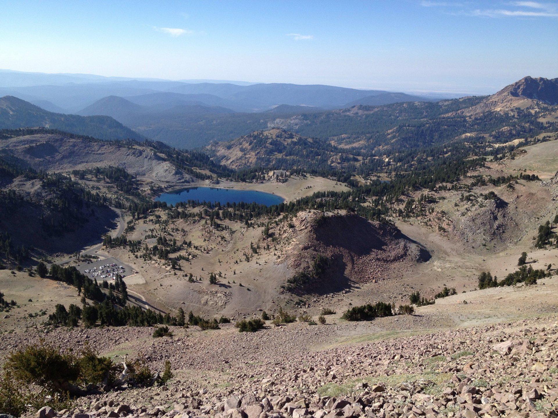 Lassen Peak Trail 2020