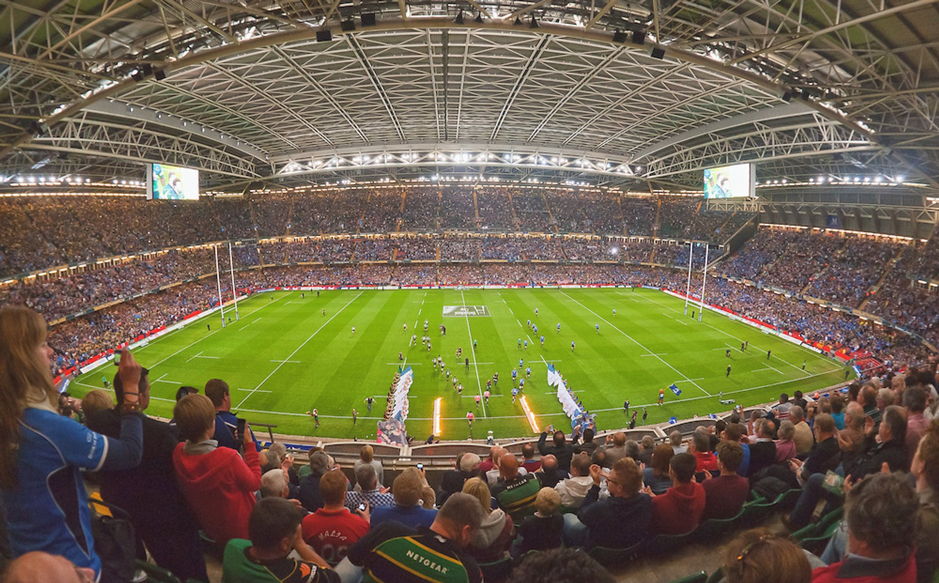 Rugby Season in Wales 2020 - Best Time