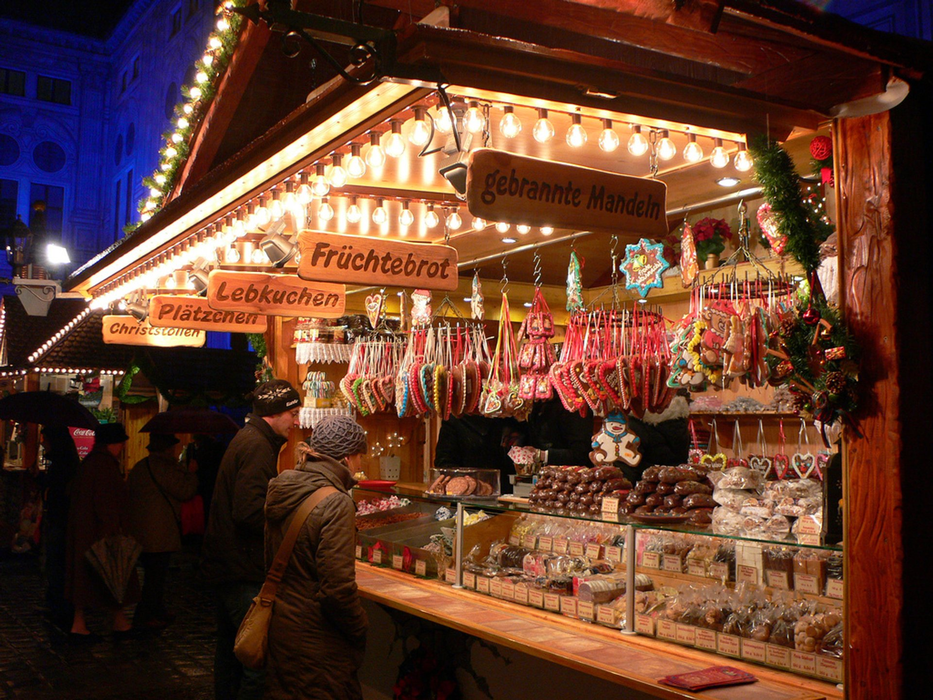 Christmas Markets In Germany 2019.Christmas Markets 2019 In Munich Dates Map