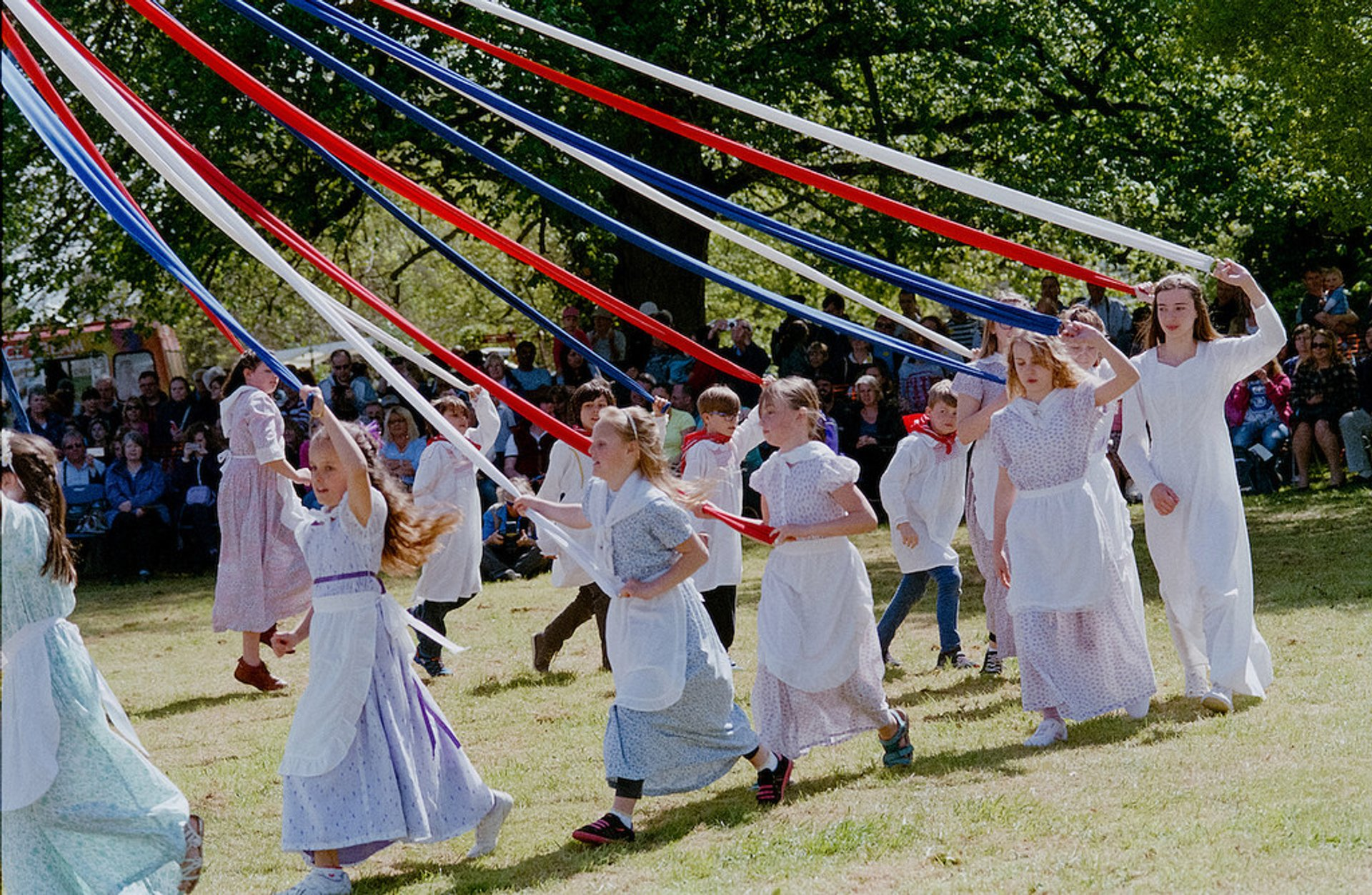 May Day in England 2019 - Best Time