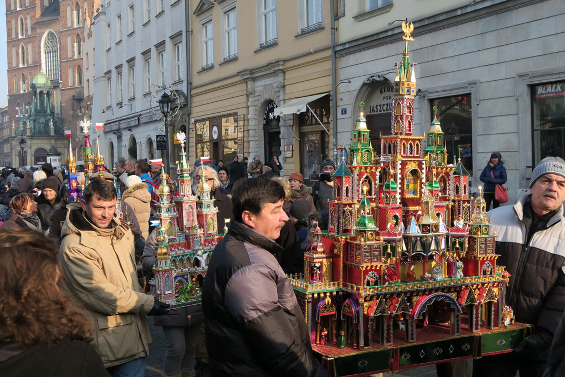 Best time for Szopka or Nativity Scene Competition in Krakow 2020