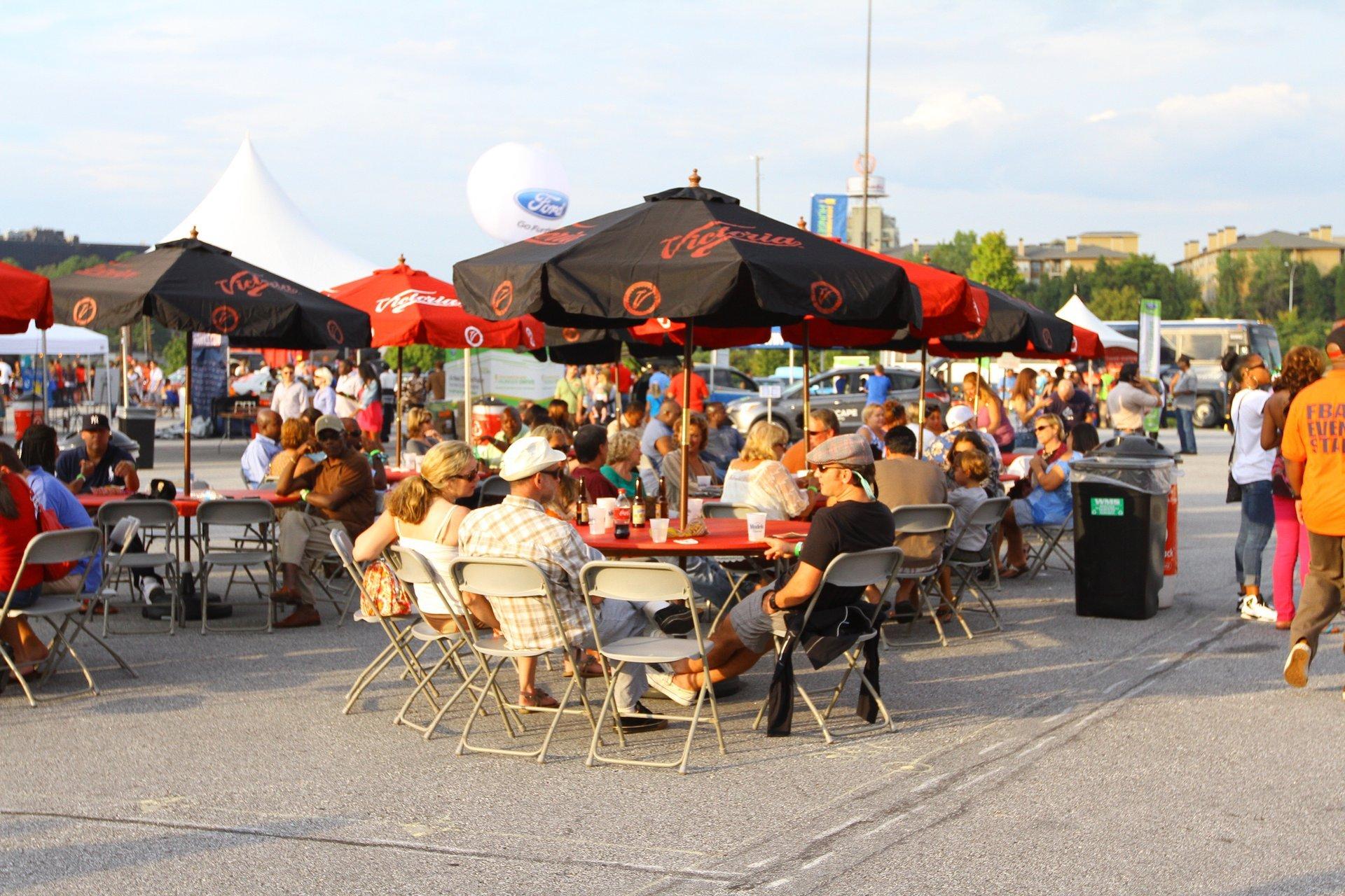 Best time for Atlanta BBQ Festival in Atlanta 2020