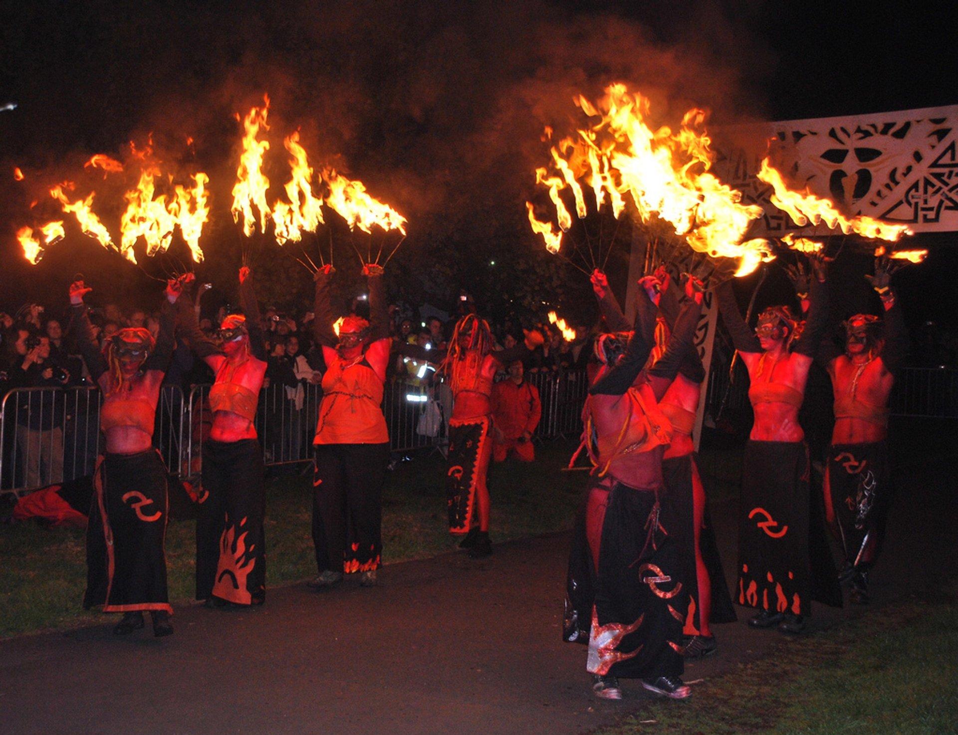 Beltane Fire Festival in Edinburgh 2020 - Best Time