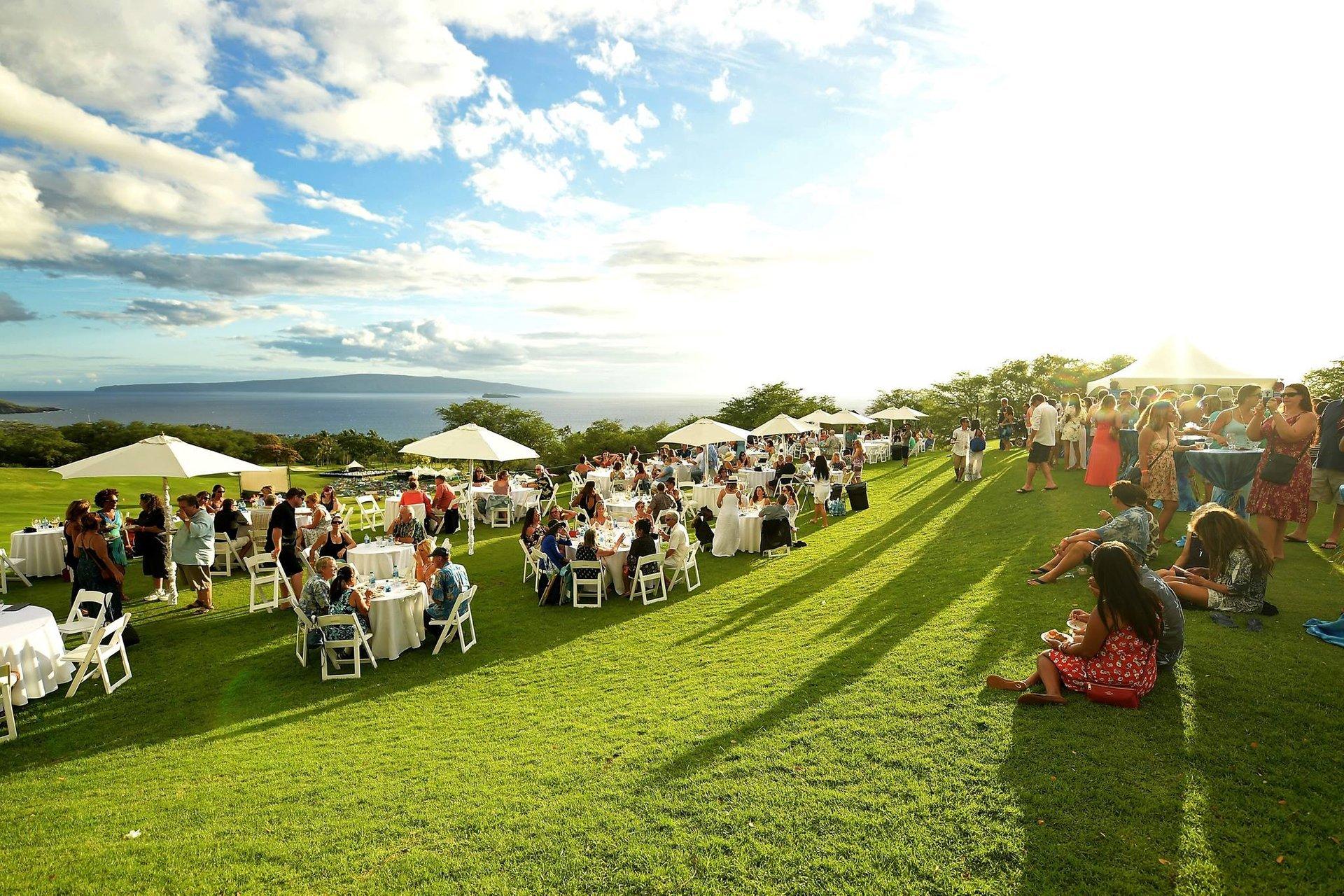 Best time for Maui Film Festival