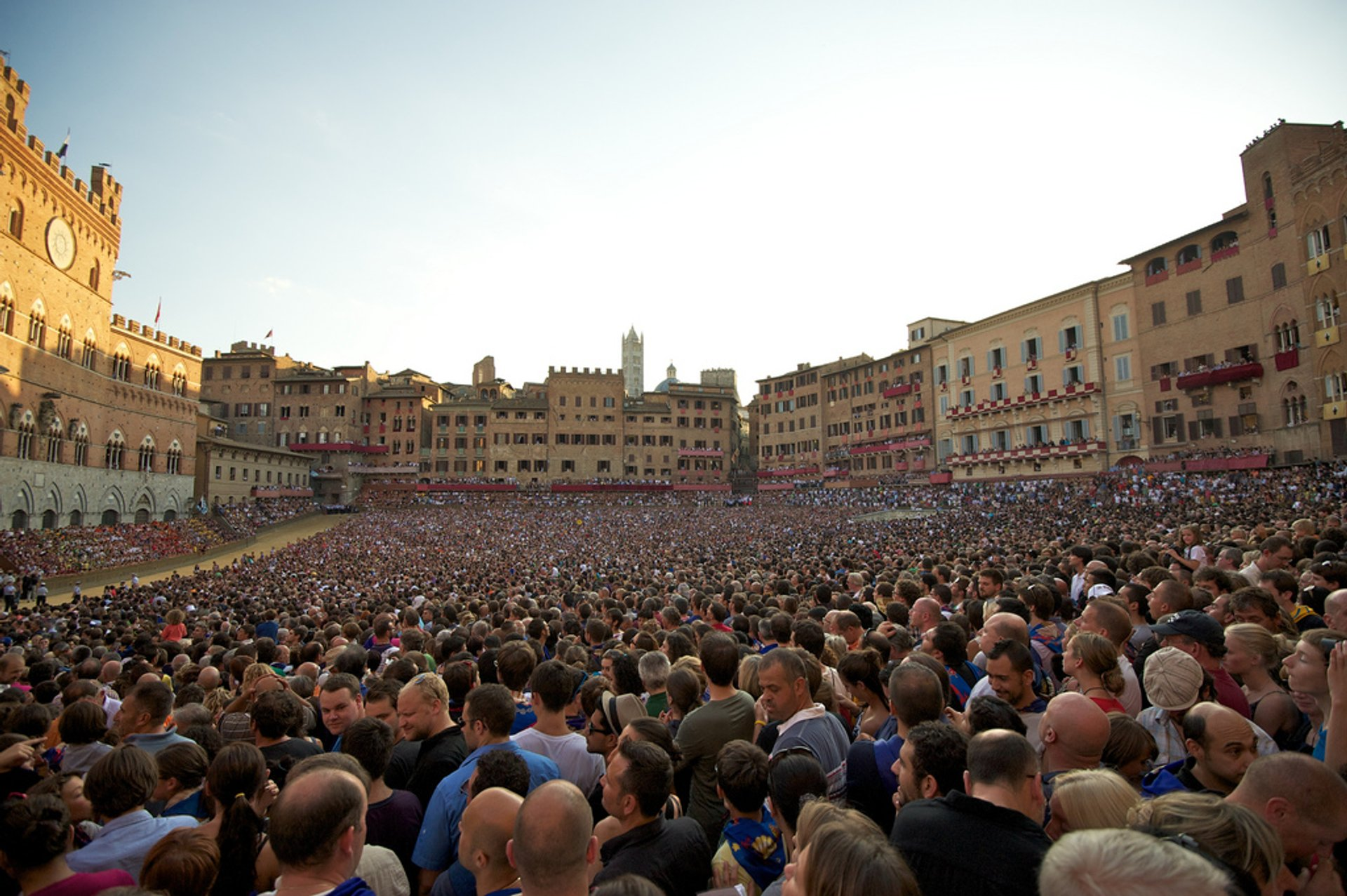 Palio di Siena in Tuscany - Best Season 2020