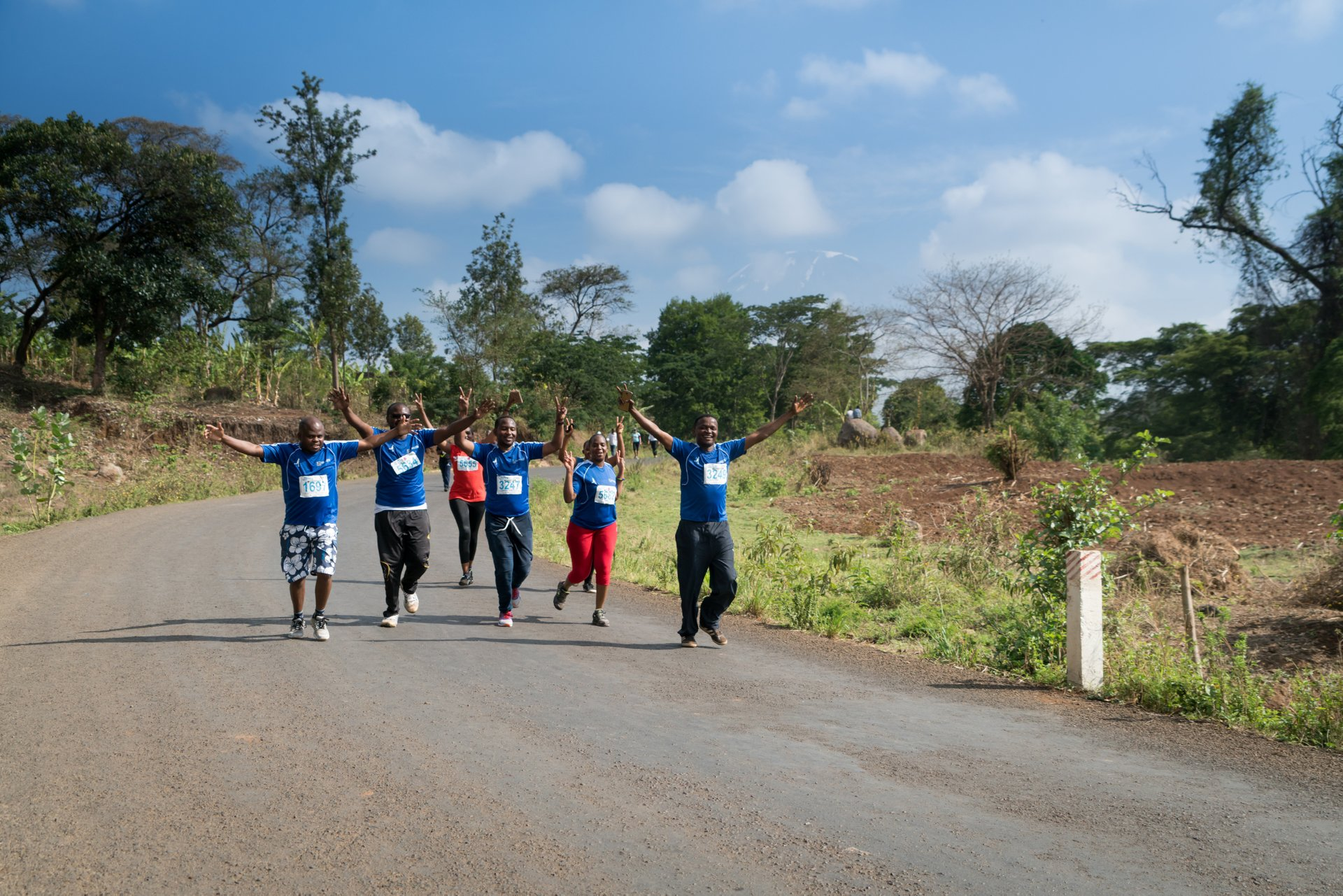 Best time to see Kilimanjaro Marathon in Tanzania 2020