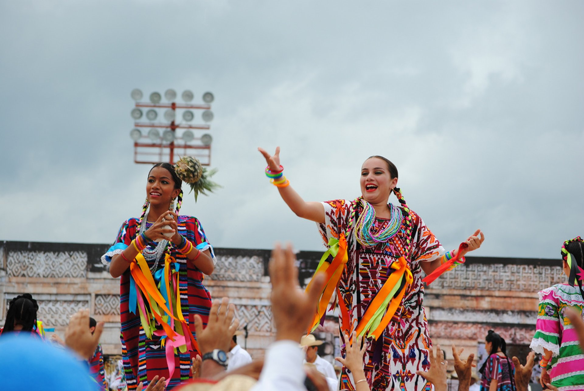 Best time to see Guelaguetza Festival in Mexico 2020