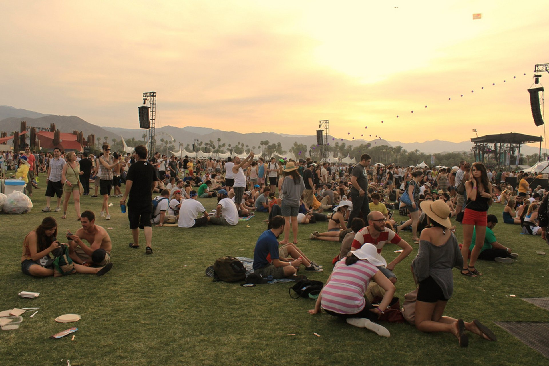 Coachella in California - Best Season 2019