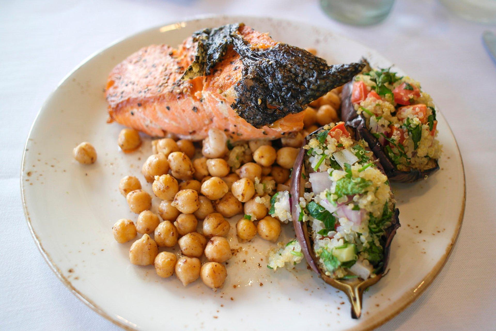 Best time for San Diego Restaurant Week 2020