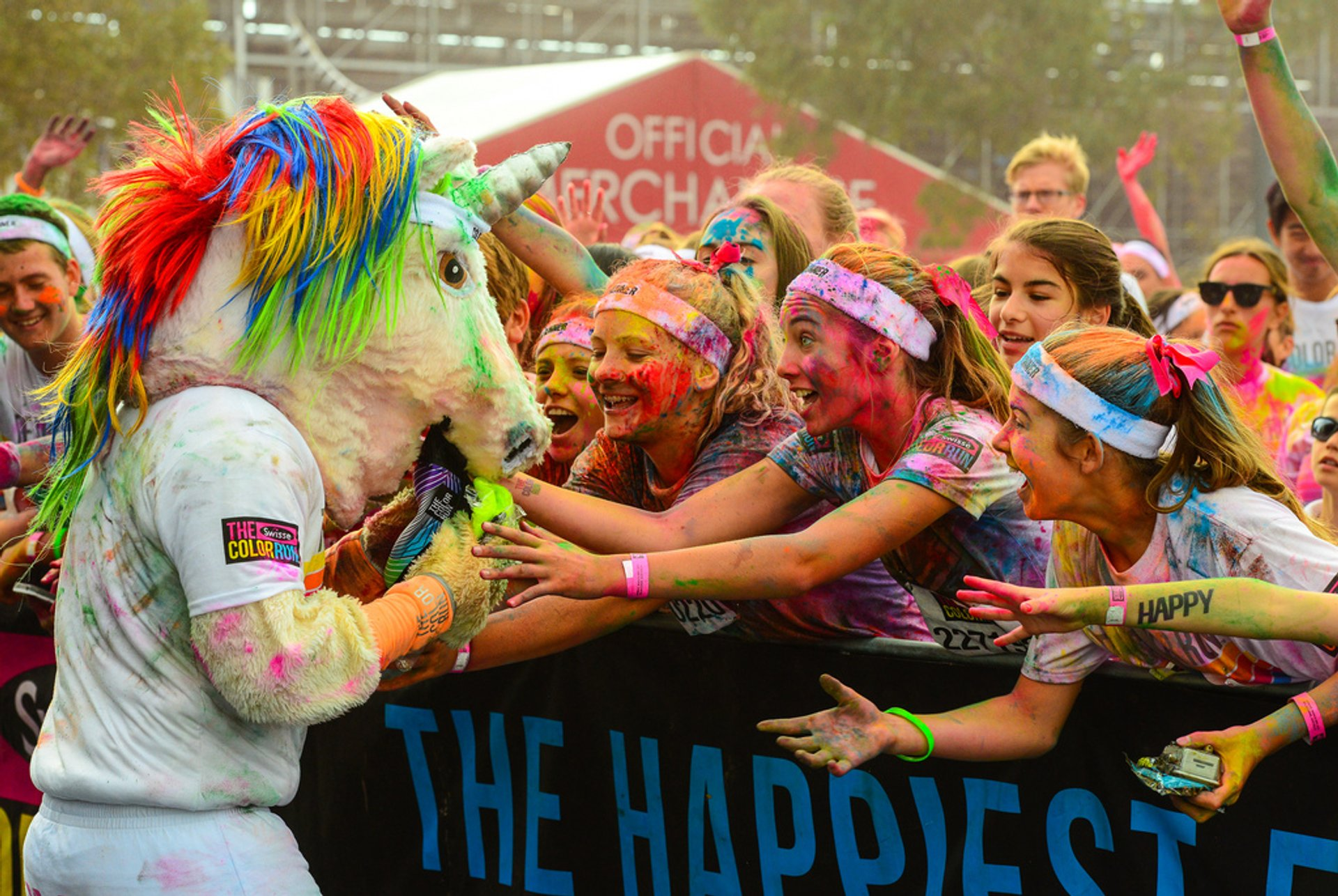 The Color Run in Melbourne - Best Season 2019