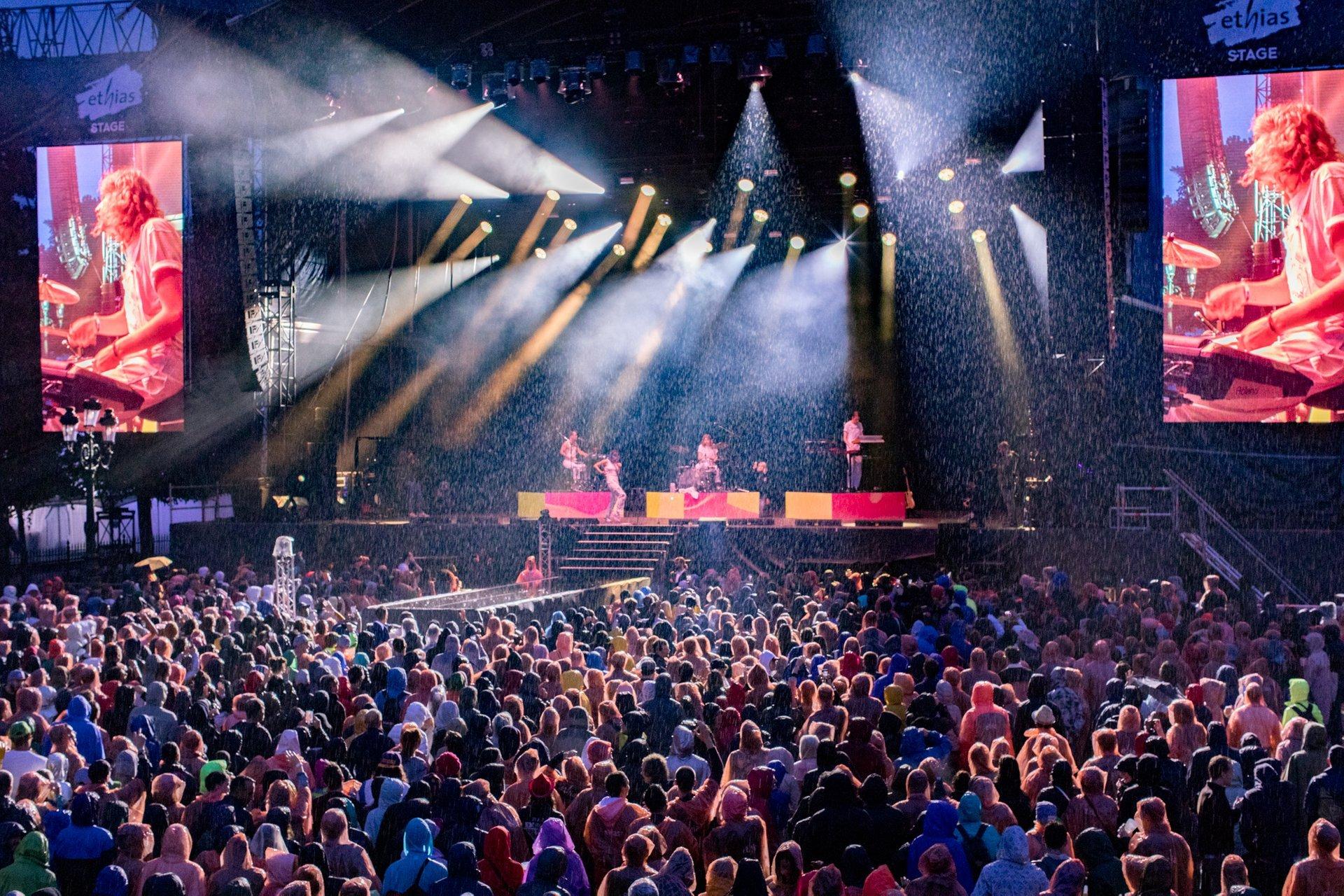 Brussels Summer Festival in Brussels 2020 - Best Time