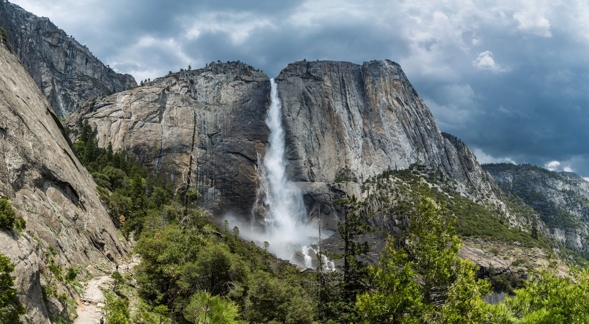 Yosemite Falls in Yosemite 2020 - Best Time