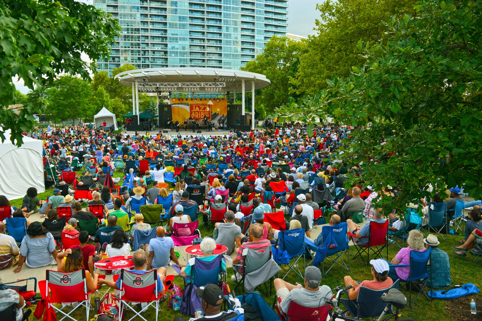 Columbus Jazz & Rib Fest in Ohio 2020 - Best Time