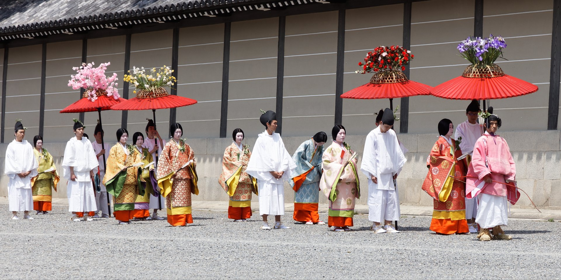 Best time to see Aoi Matsuri (Festival) in Kyoto