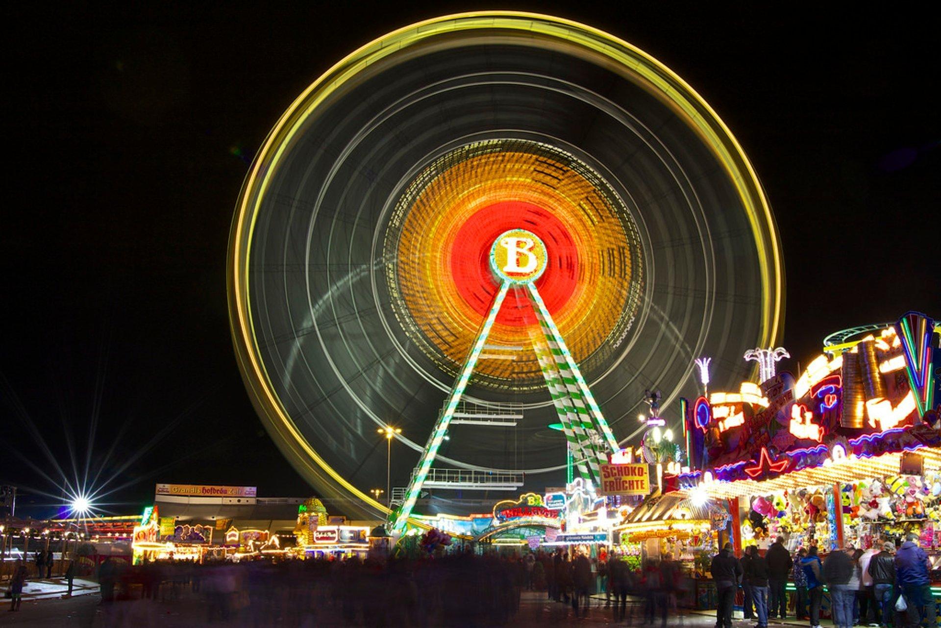 Best time to see Frühlingsfest Stuttgart (Stuttgart Spring Festival) in Germany 2020