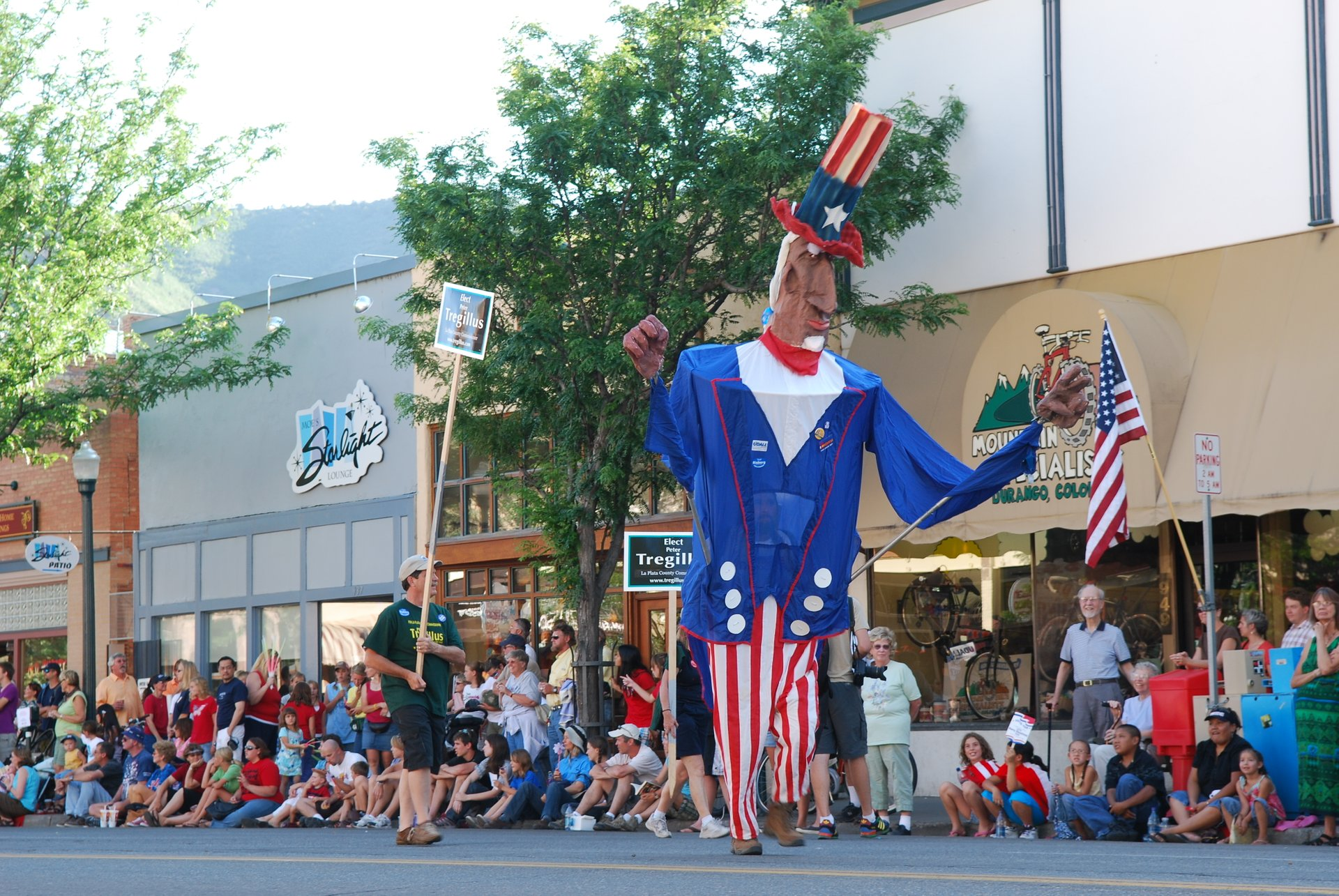 4th of July in Durango 2020