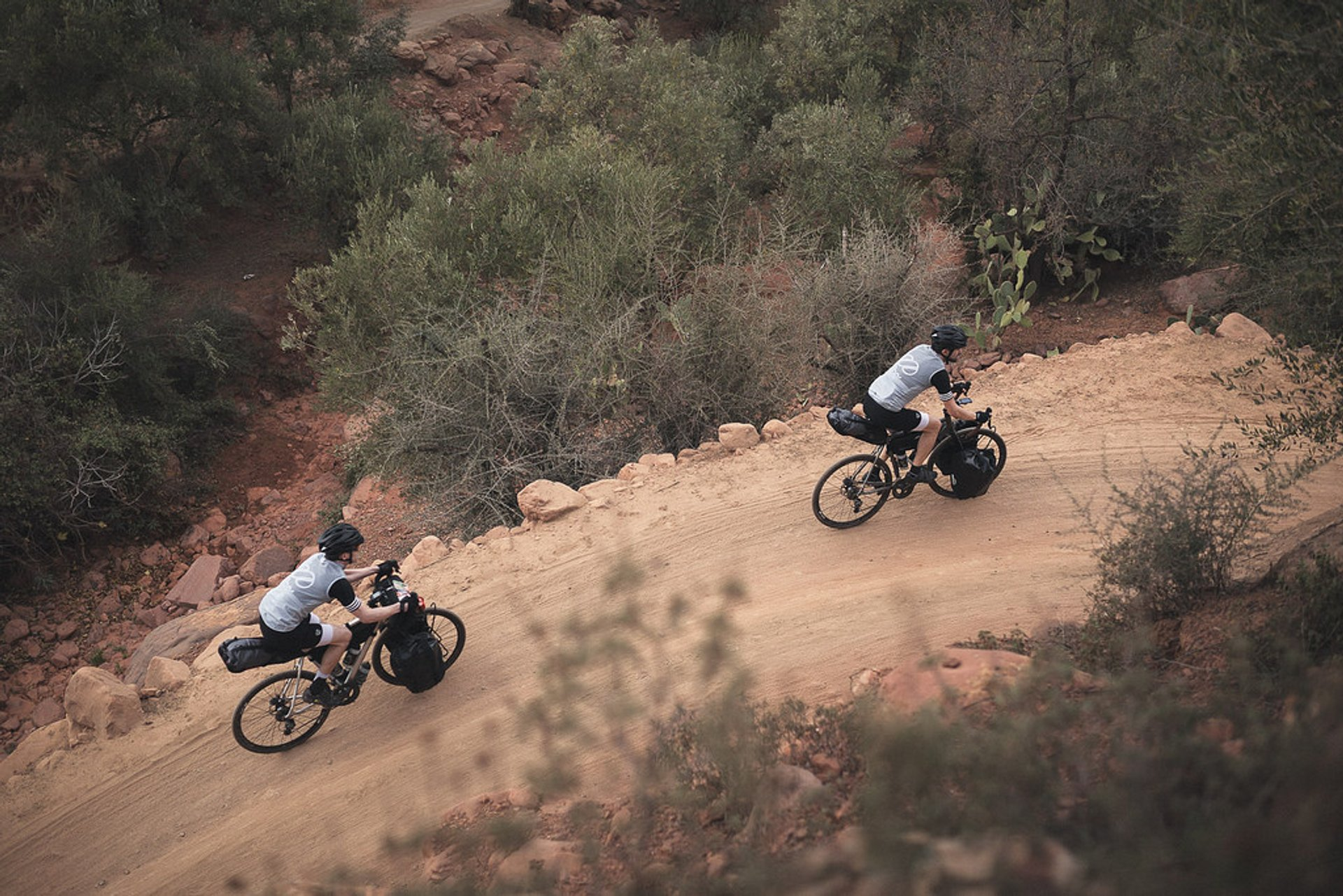 Best time for Mountain Biking in the Atlas Mountains in Morocco 2020