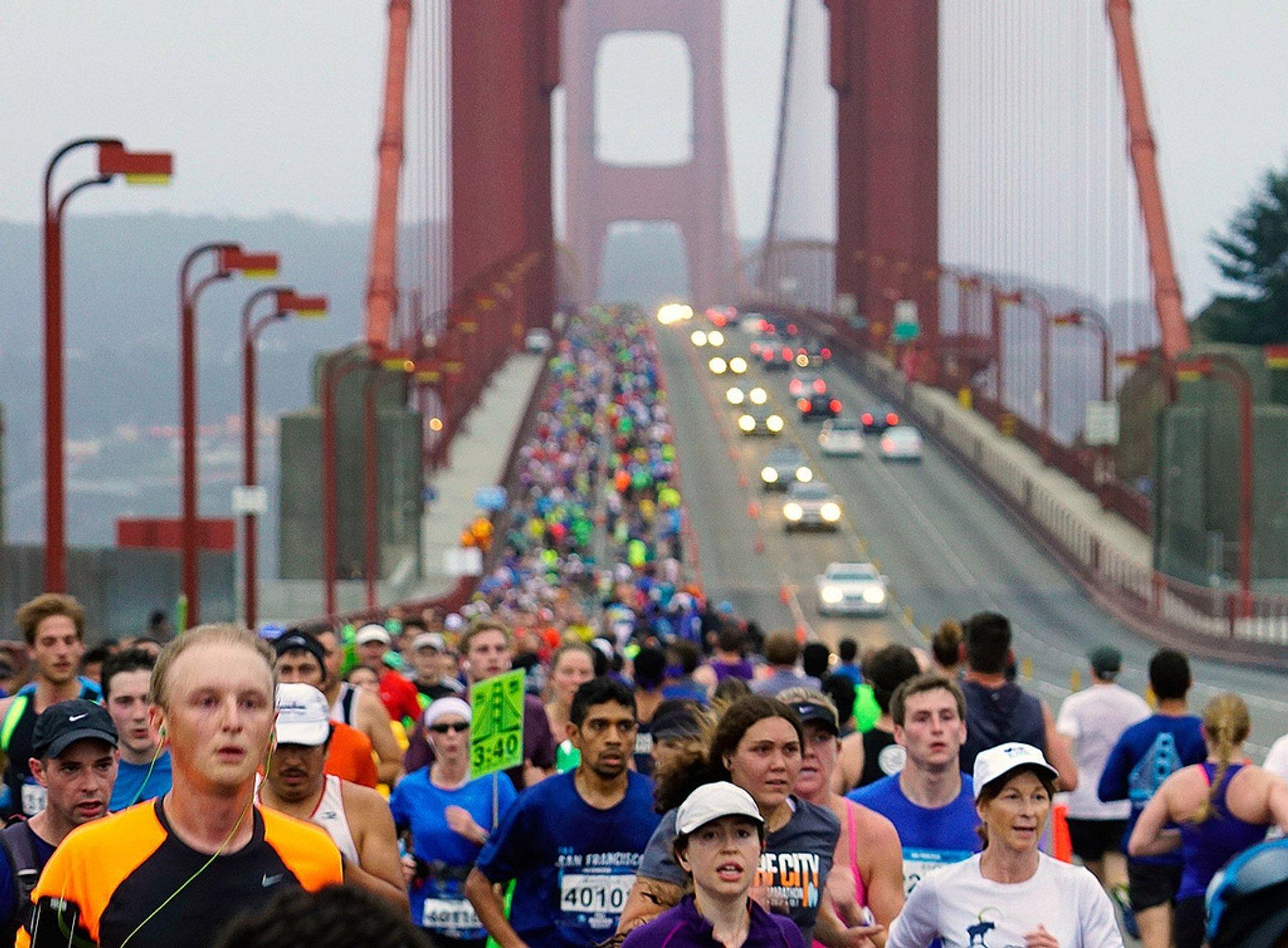 San Francisco Marathon in San Francisco - Best Season 2019