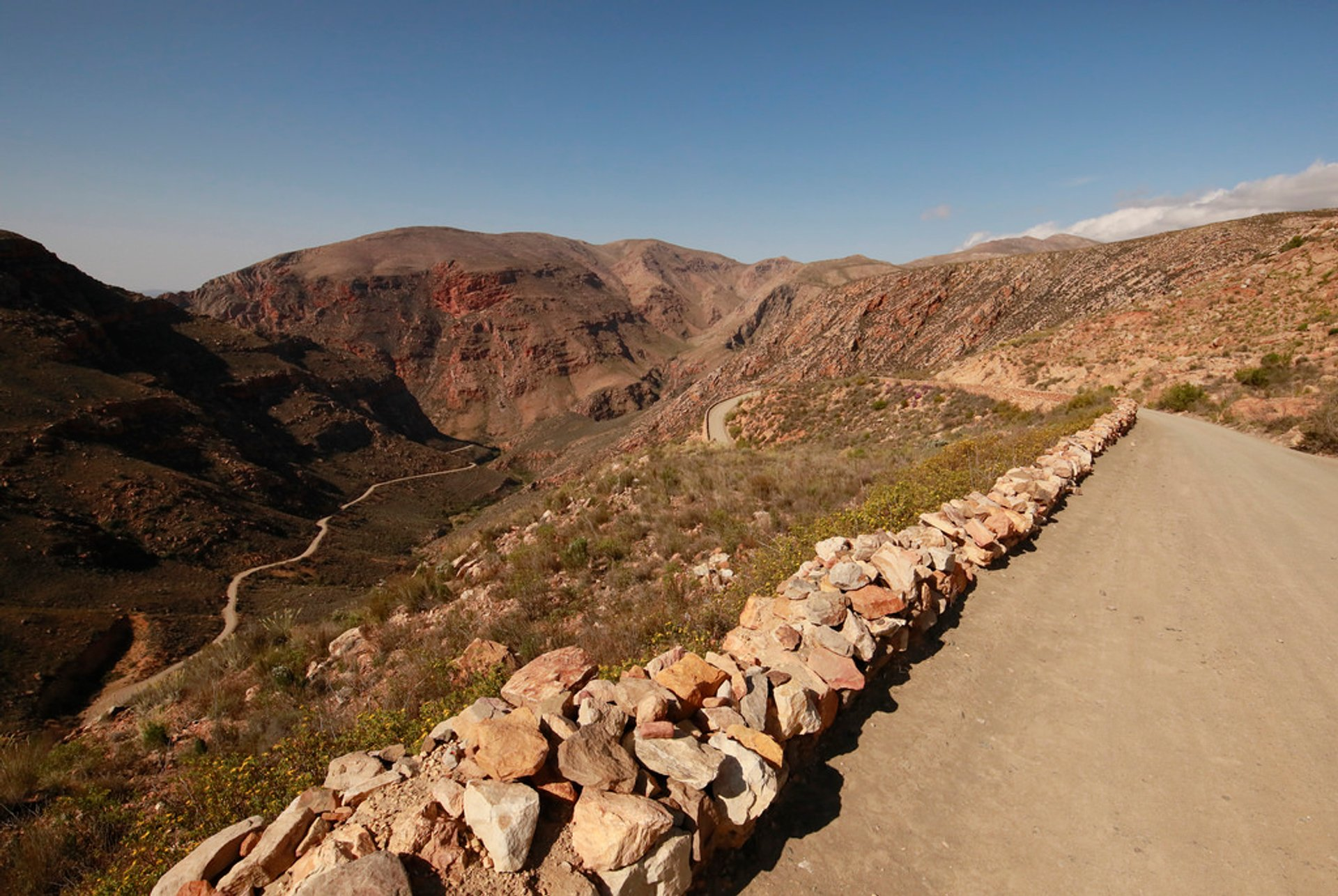 Swartberg Pass in South Africa - Best Season 2019