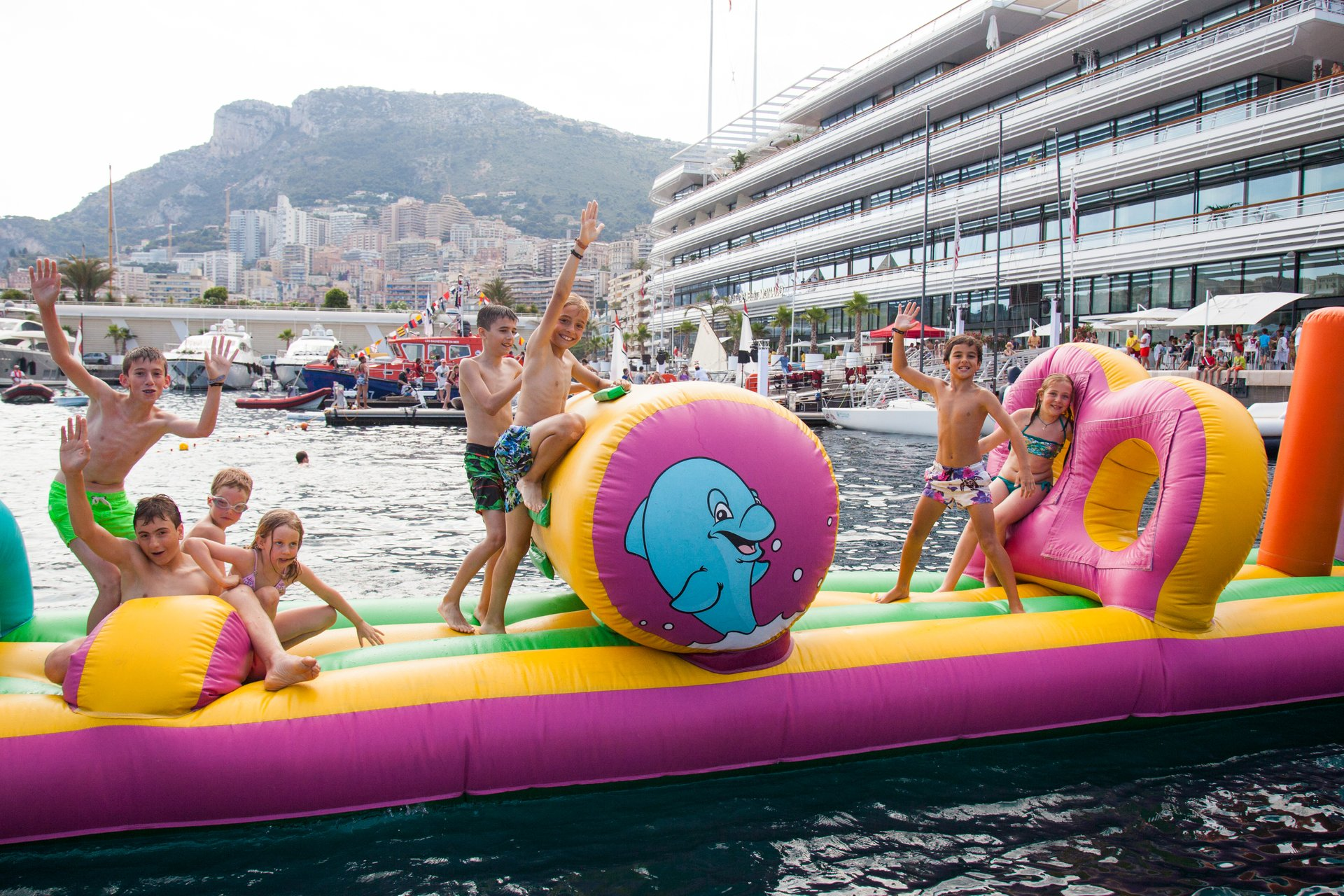 Best time to see Fête de la Mer (Festival of the Sea)