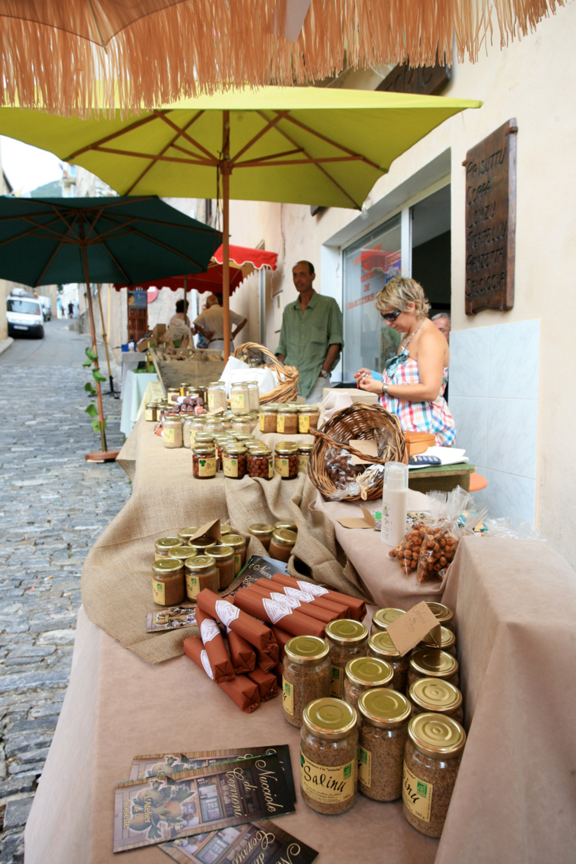 Hazelnut Festival or Fiera di a Nuciola in Cervione in Corsica - Best Season 2020