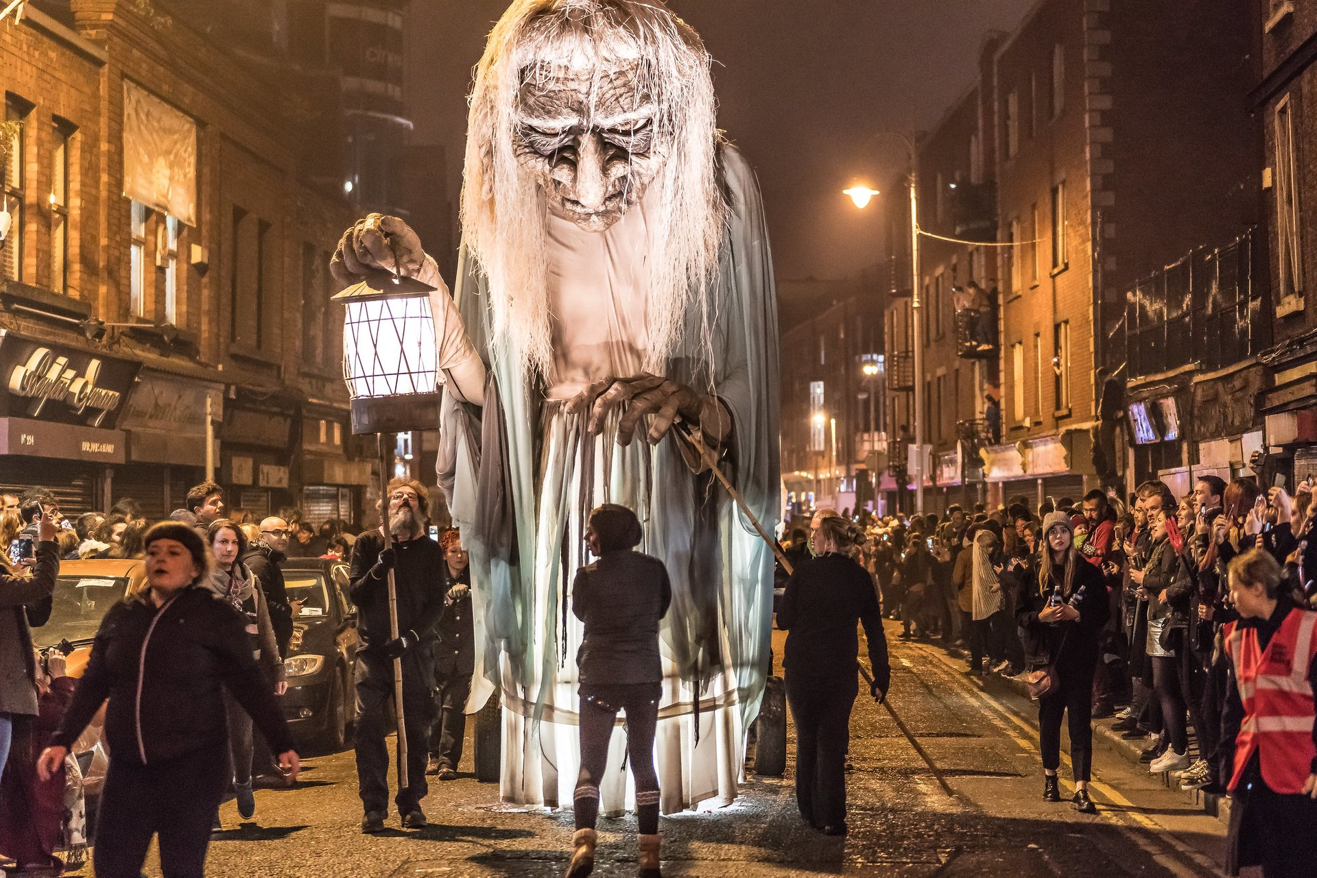 Halloween (Samhain) in Ireland - Best Season 2020