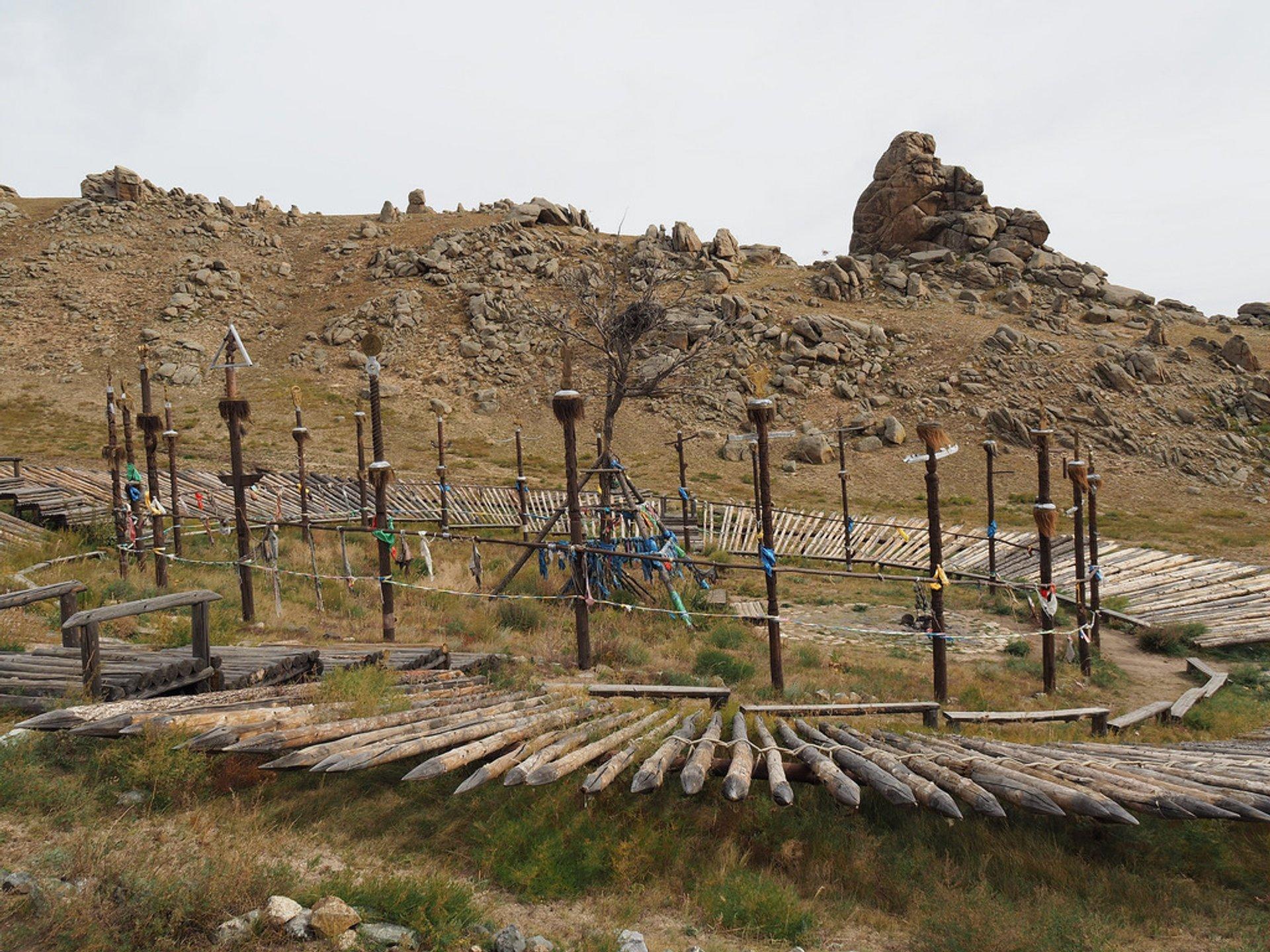 Shaman camp 2020