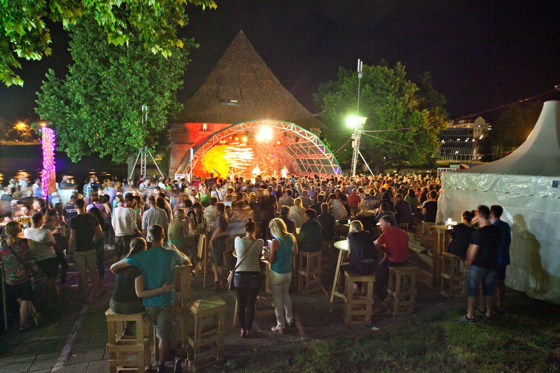 Festival Lent in Slovenia 2020 - Best Time