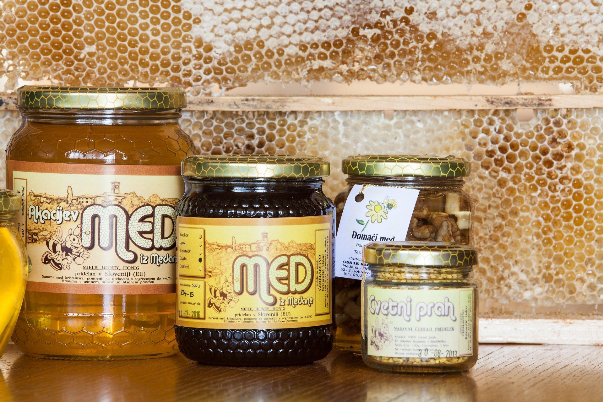 Honey in Slovenia - Best Season 2020
