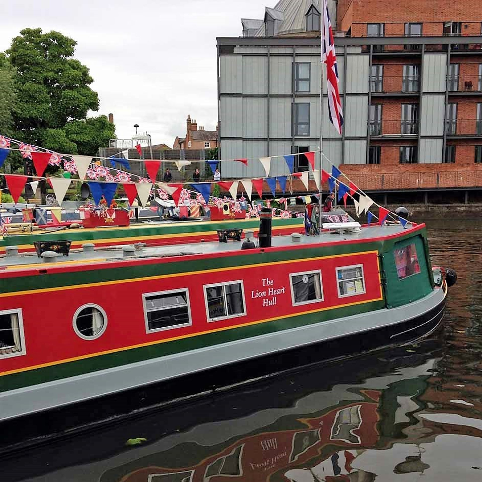 Stratford River Festival  in England - Best Time