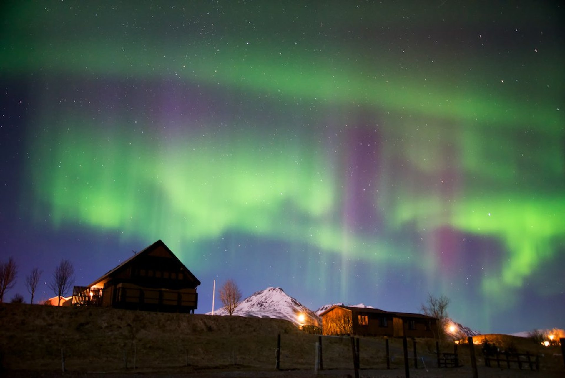 Northern Lights in Iceland - Best Season 2019