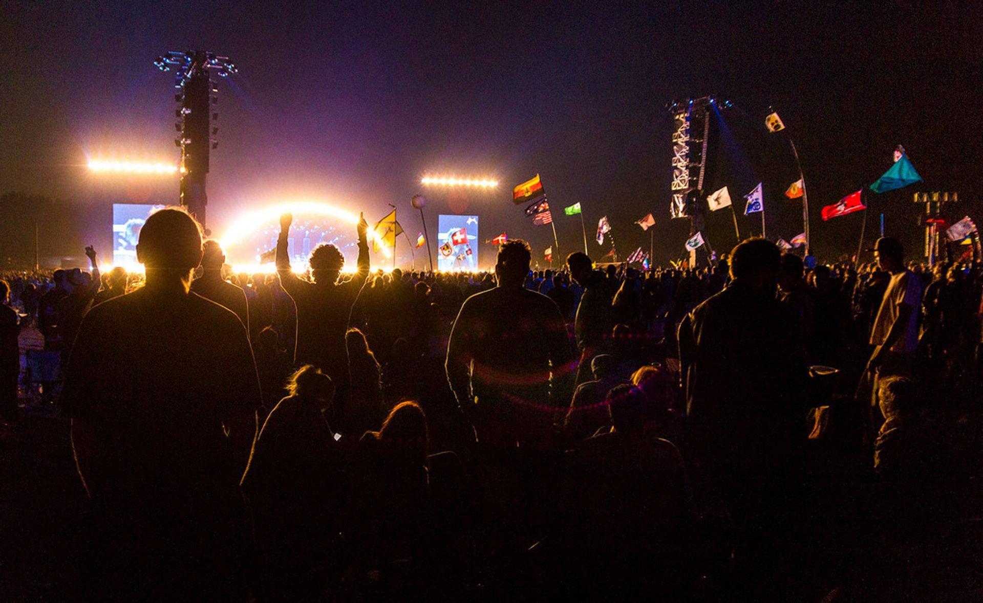 Roskilde Festival in Denmark 2019 - Best Time