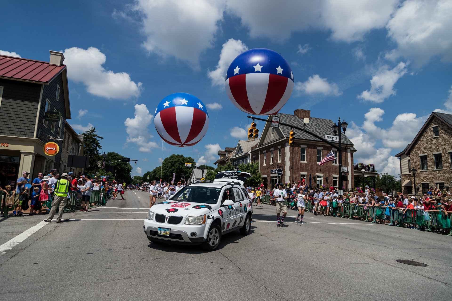 Independence Day Parade 2020