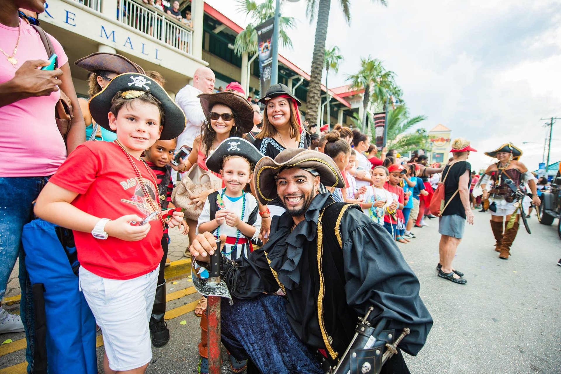 Best time to see Cayman Islands Pirates Week Festival 2020