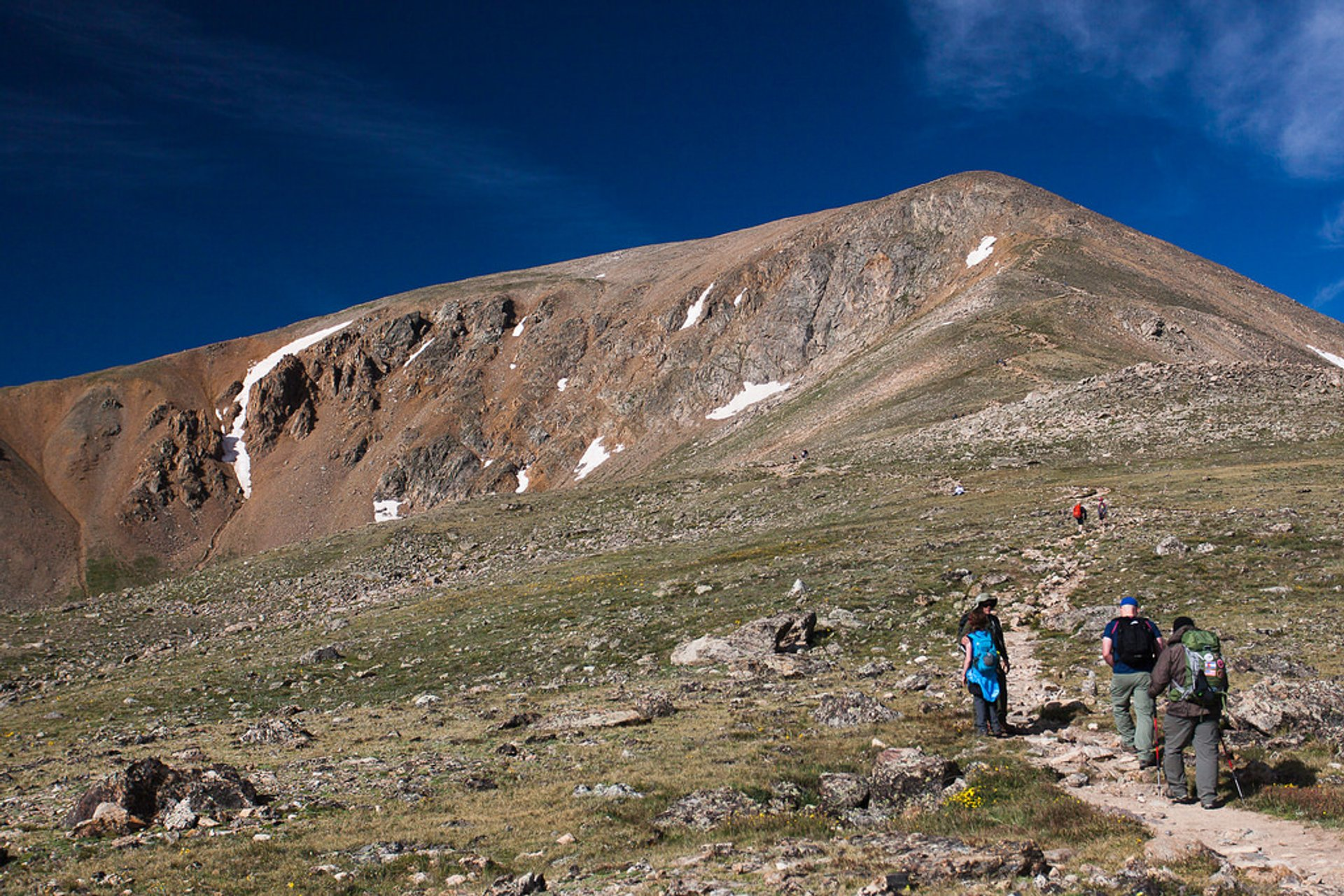 Climbing Mount Elbert in Colorado 2019 - Best Time